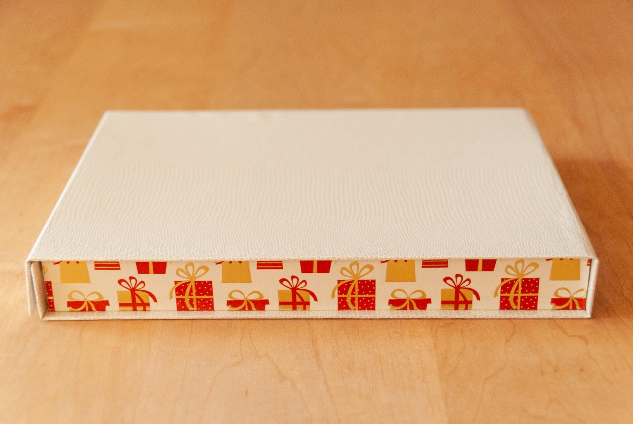 A5 box, with magnet, Fleur*Fleur*, fleurfleur