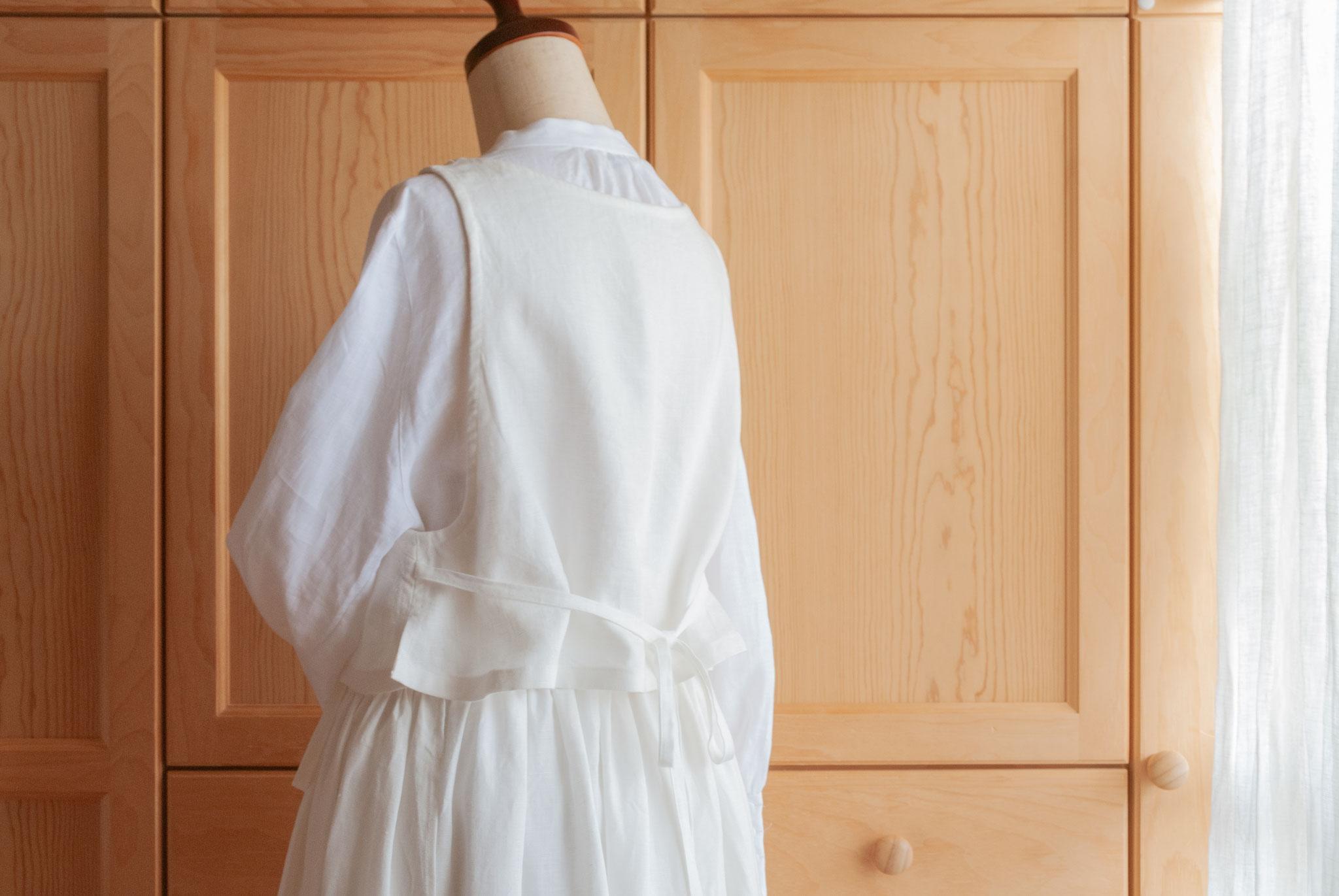 apron dress #006 for sweets, Fleur*Fleur*