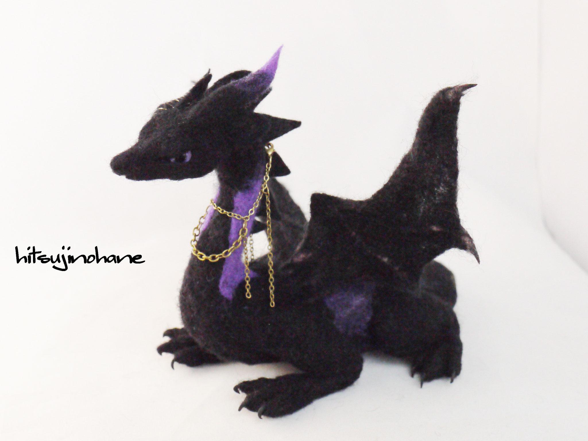プレ企画オーダー 黒竜