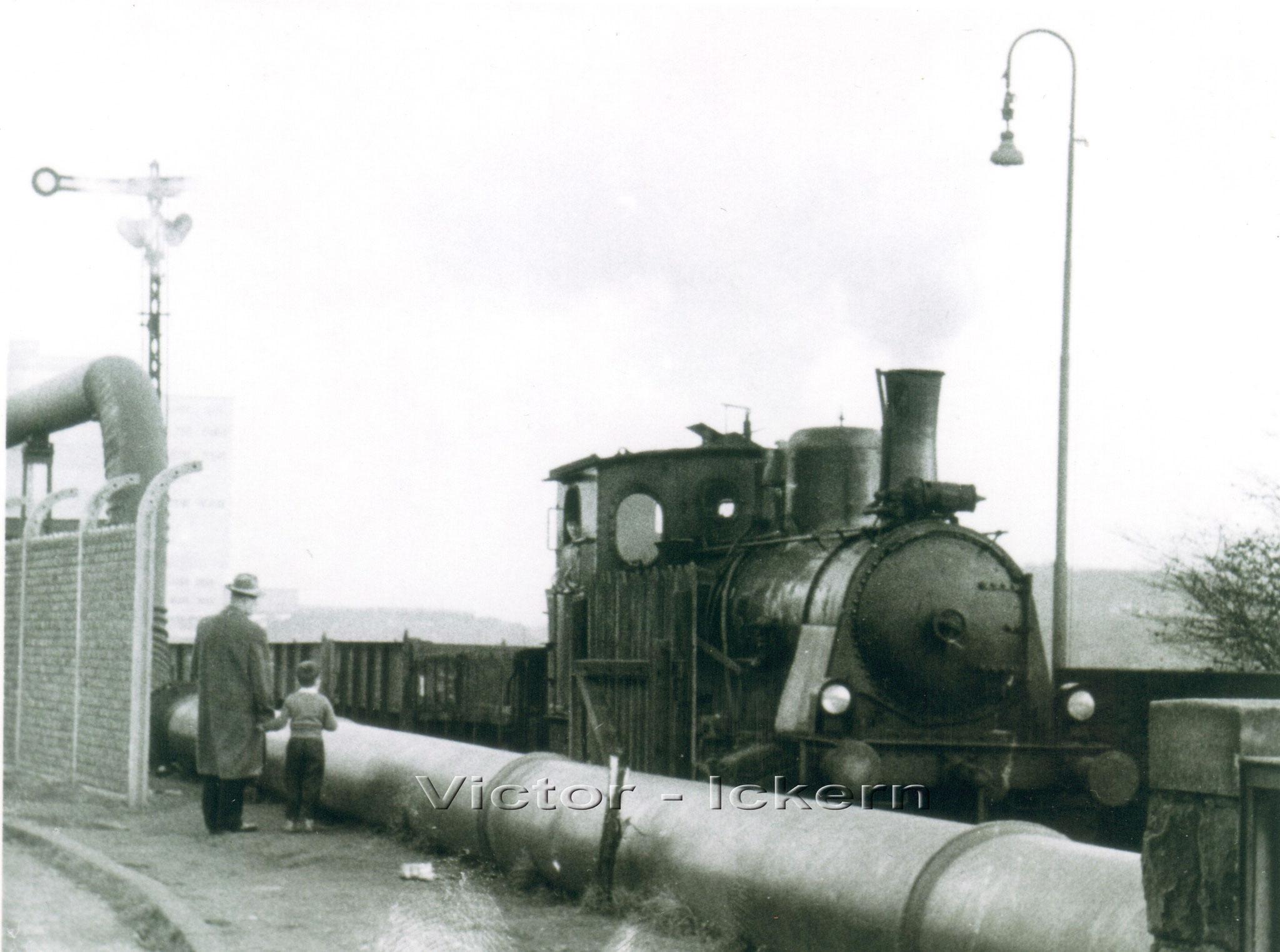 Zechenbahn   1950