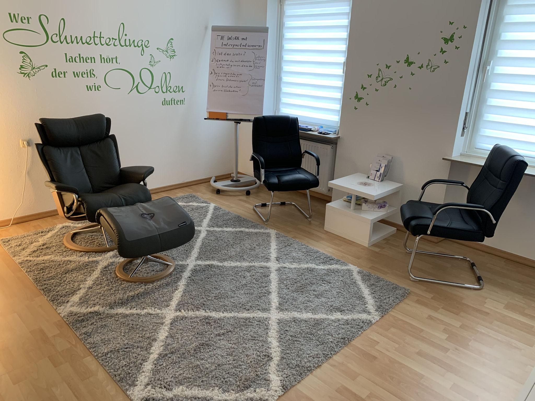 Praxisraum für Hypnose und Mentaltraining