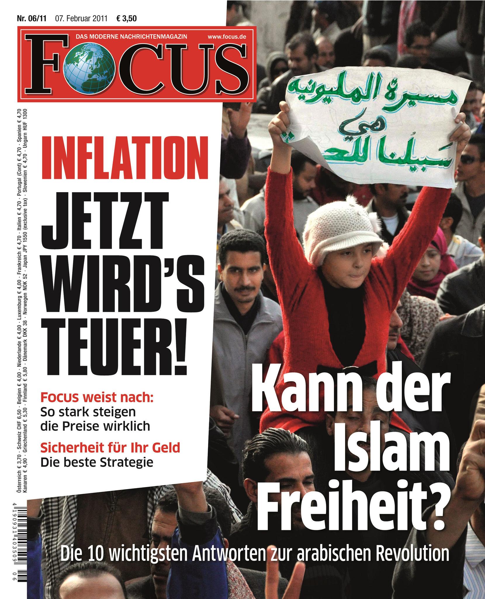 Copyright: FOCUS 06/2011