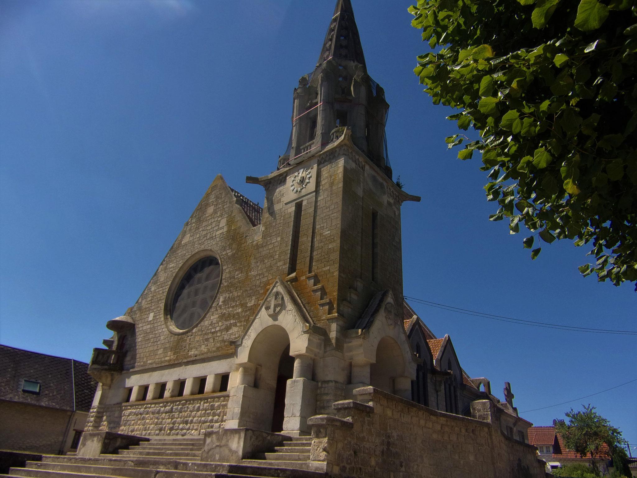 Eglise de Brancourt-en-Laonnois