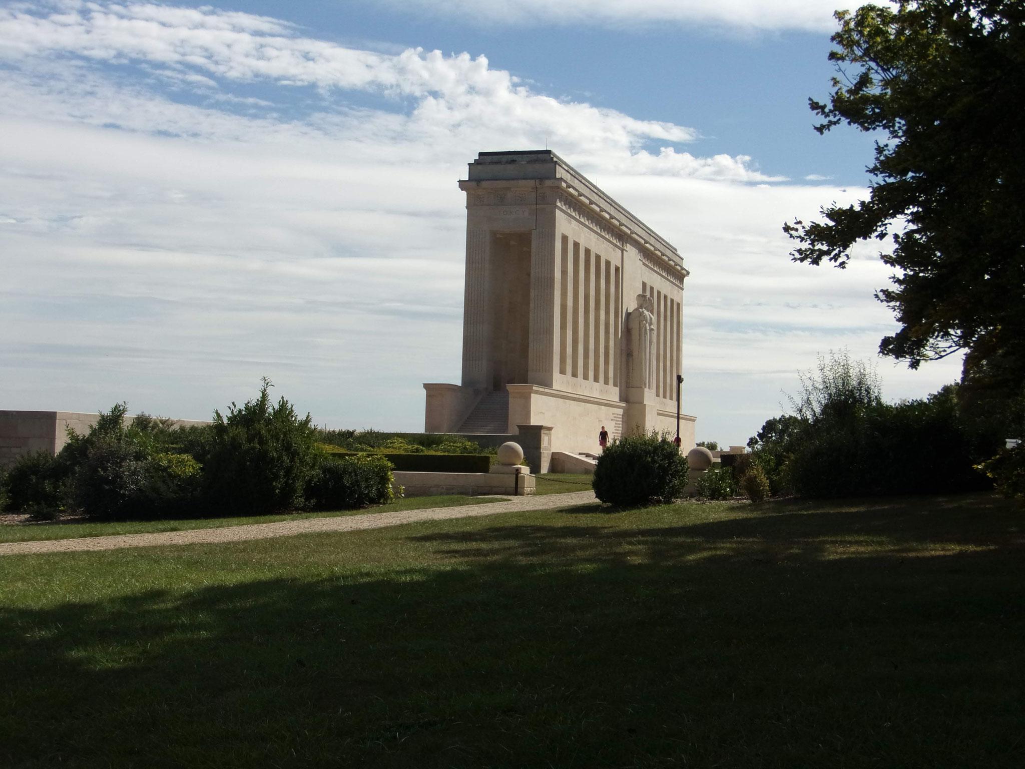 Monument Américain cote 204