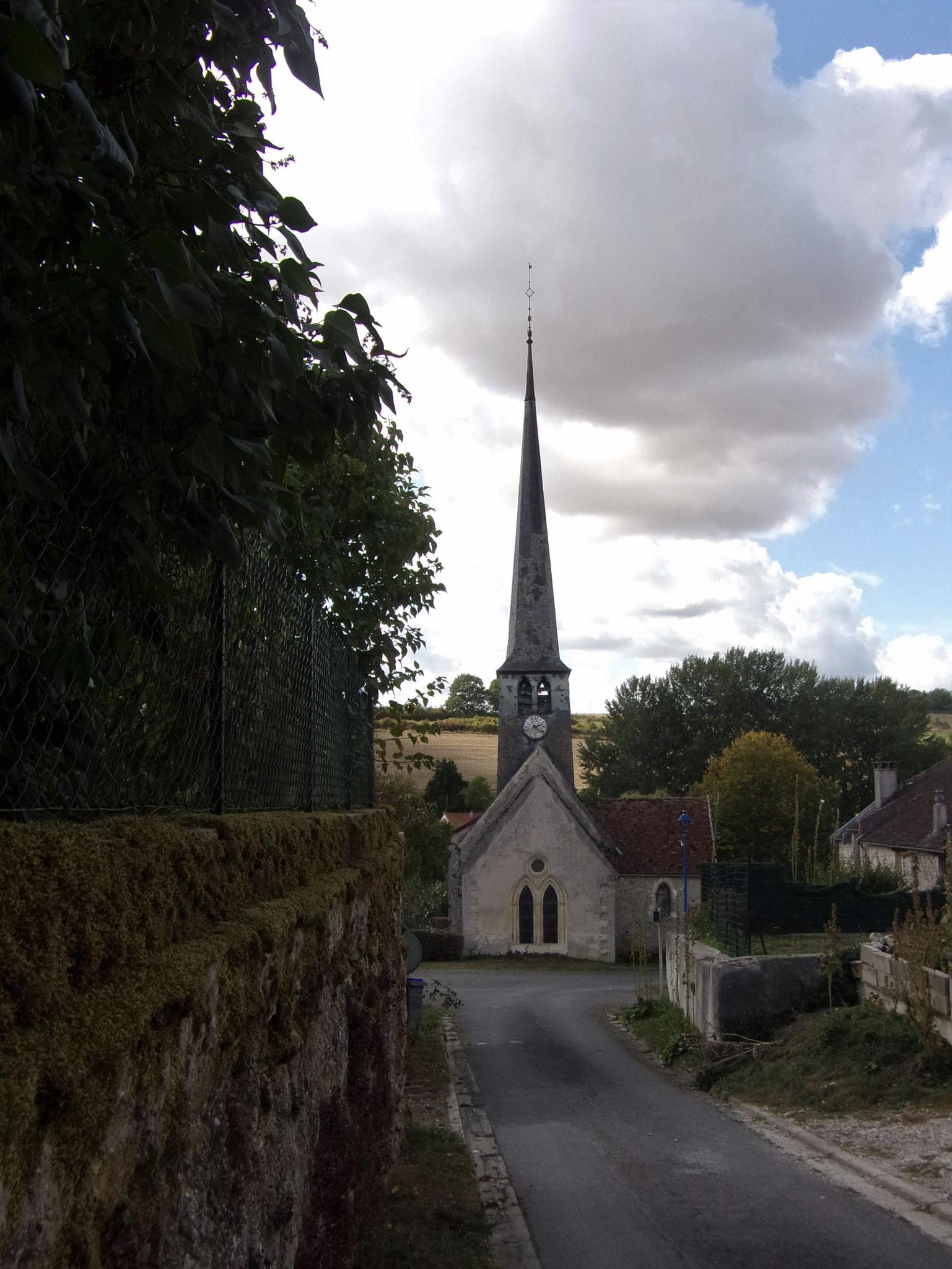 Eglise de Pargny-la-Dhuys