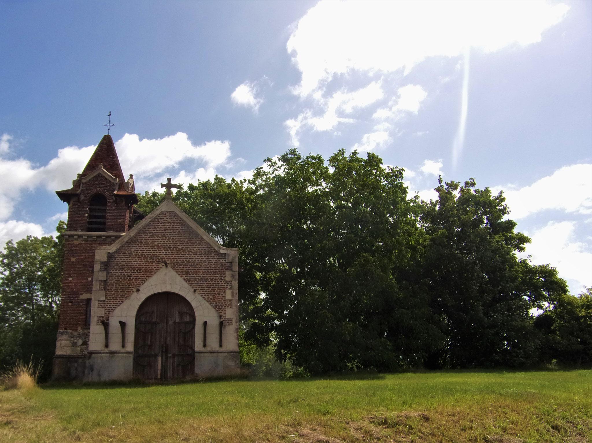 Eglise de Wallée