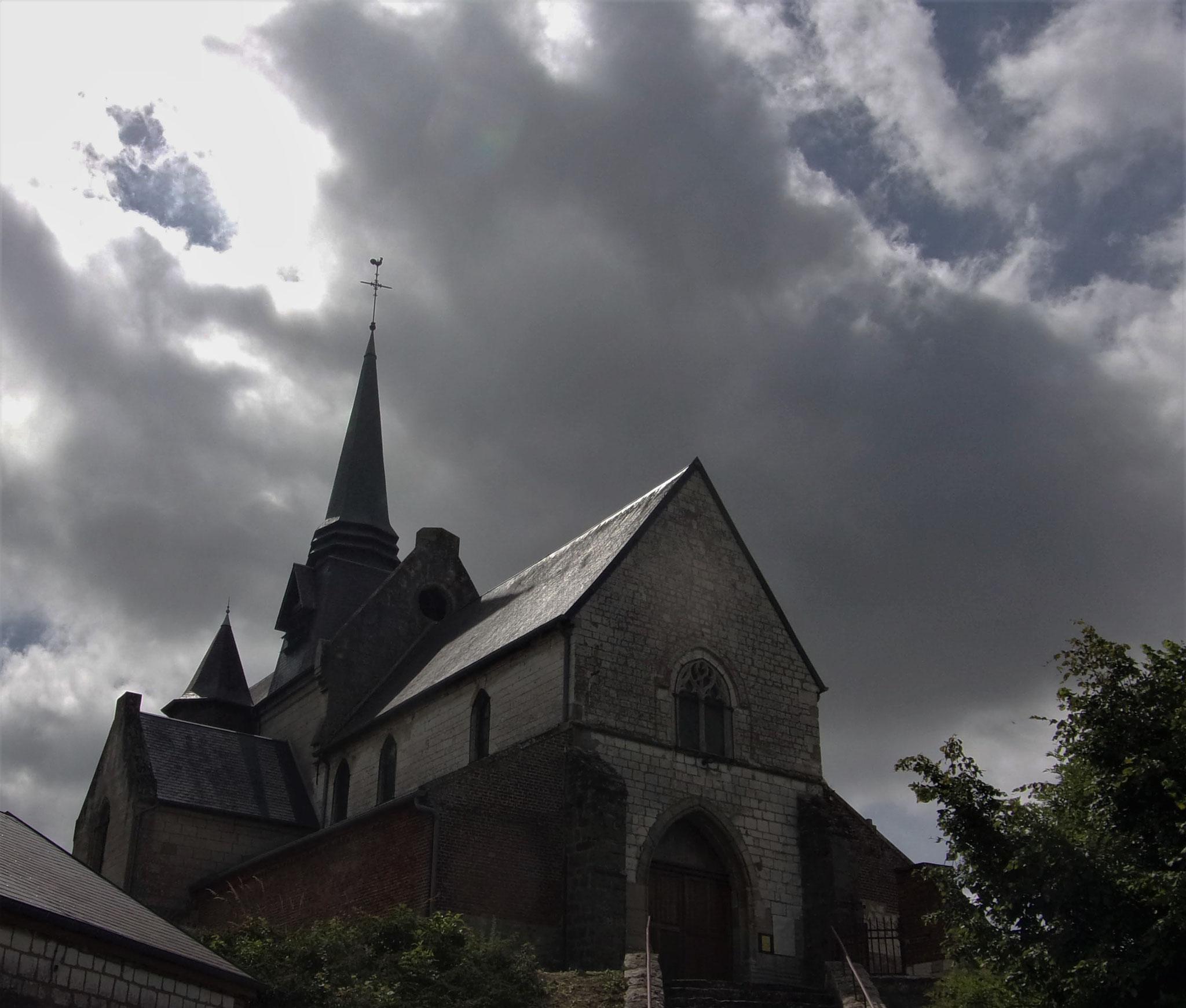 Eglise d'Assis-sur-Serre