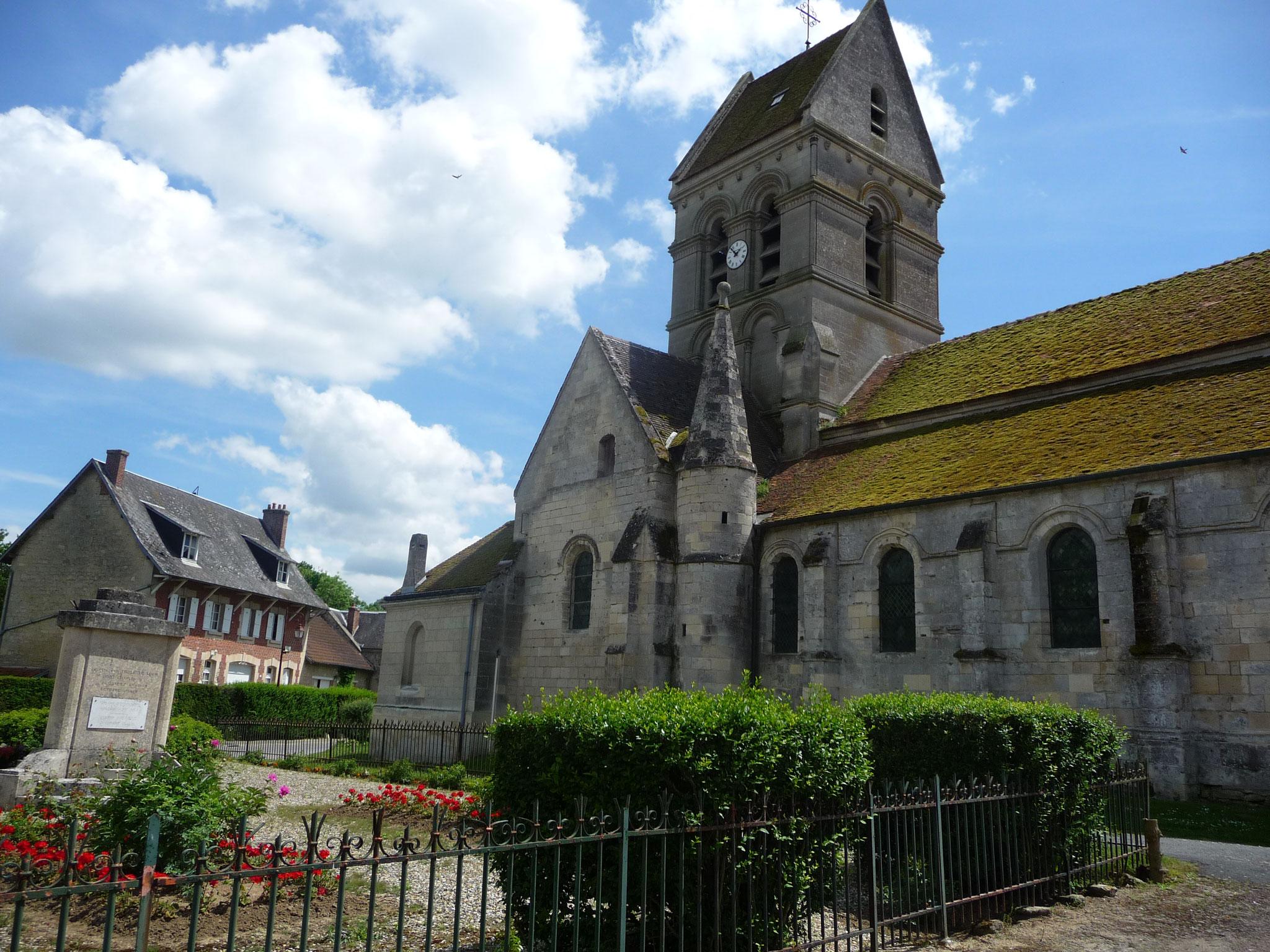 Eglise de Vauxrezis