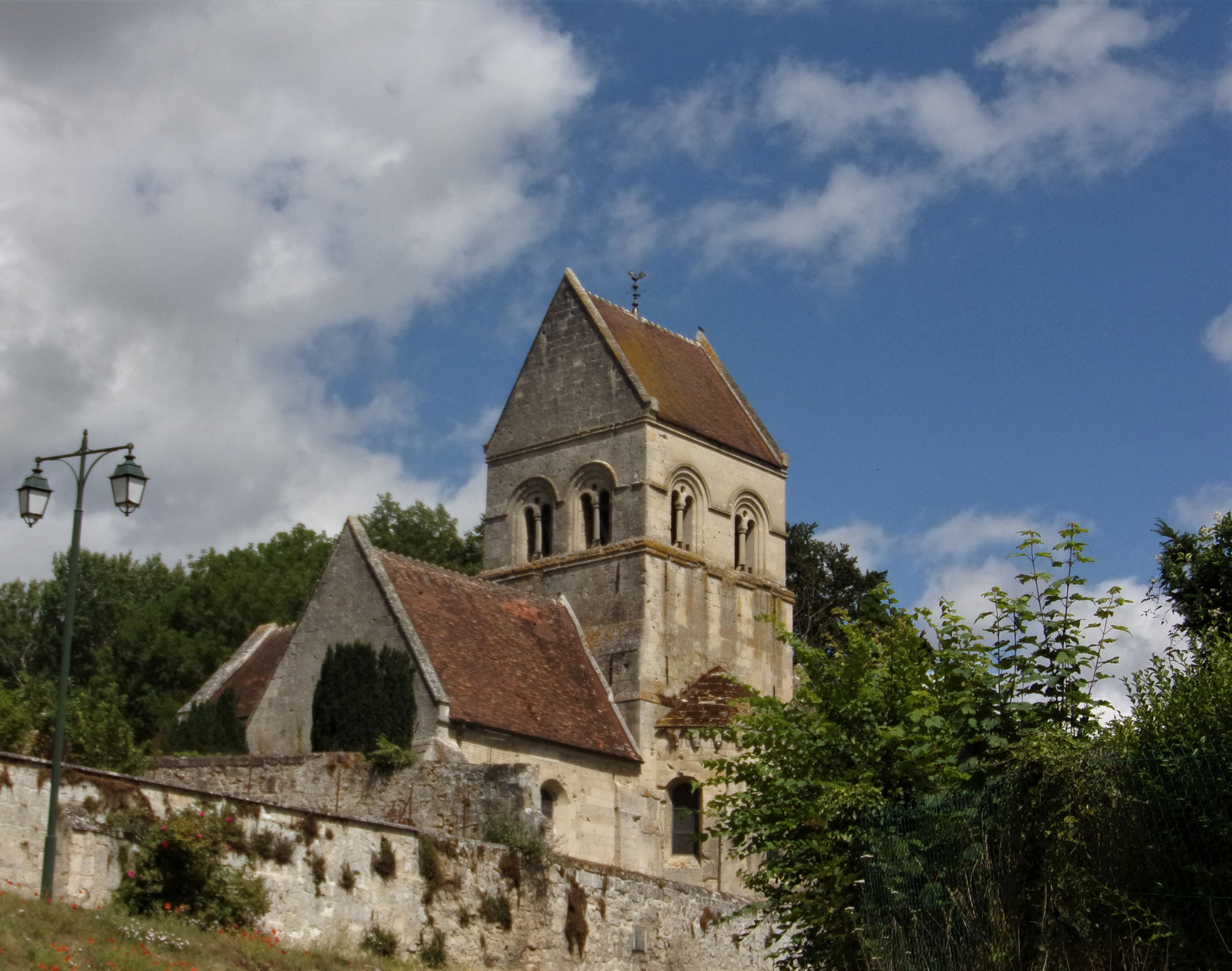 Eglise de Pont-Saint-Mard