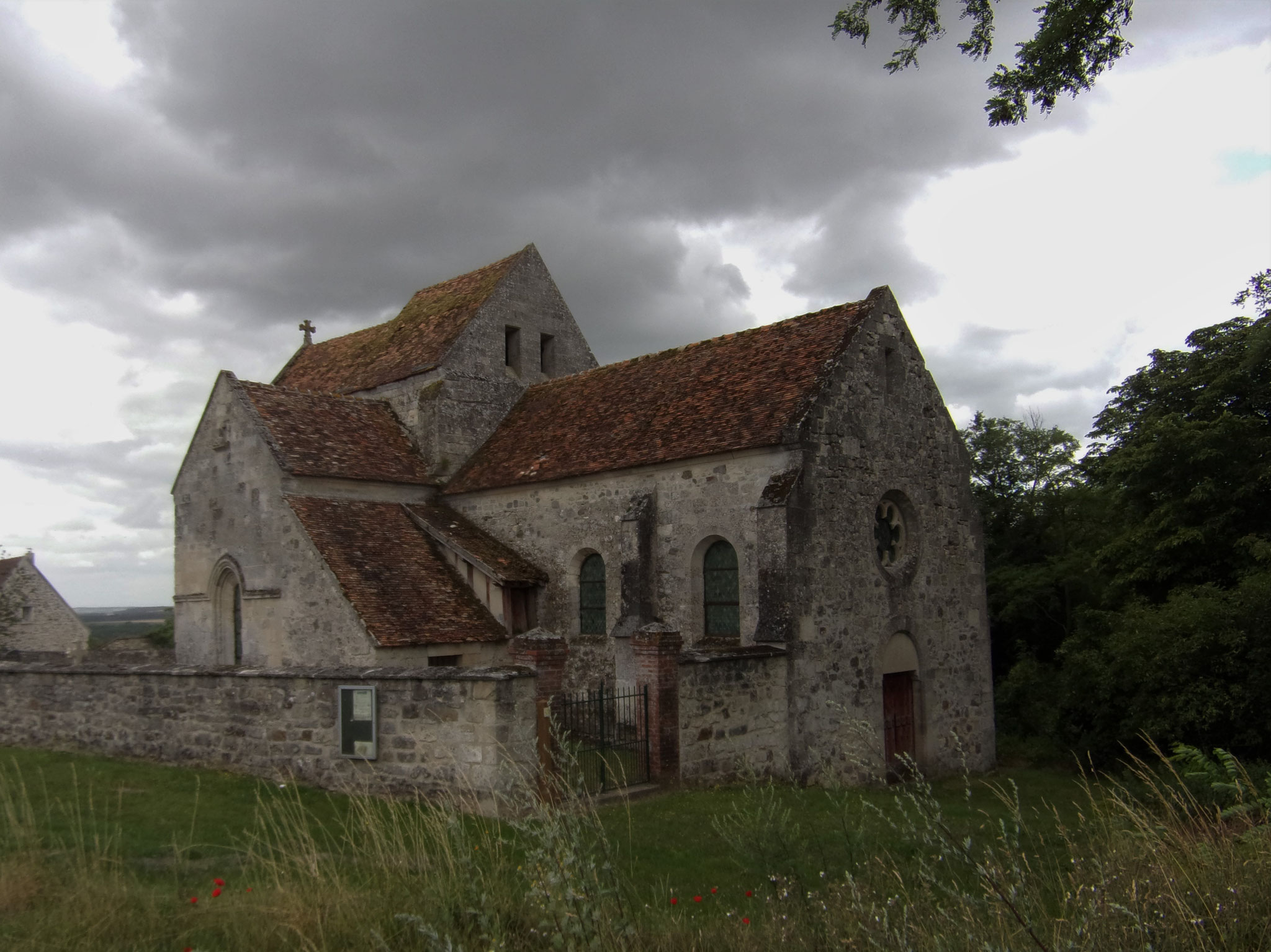 Eglise de Cugny(hameau)