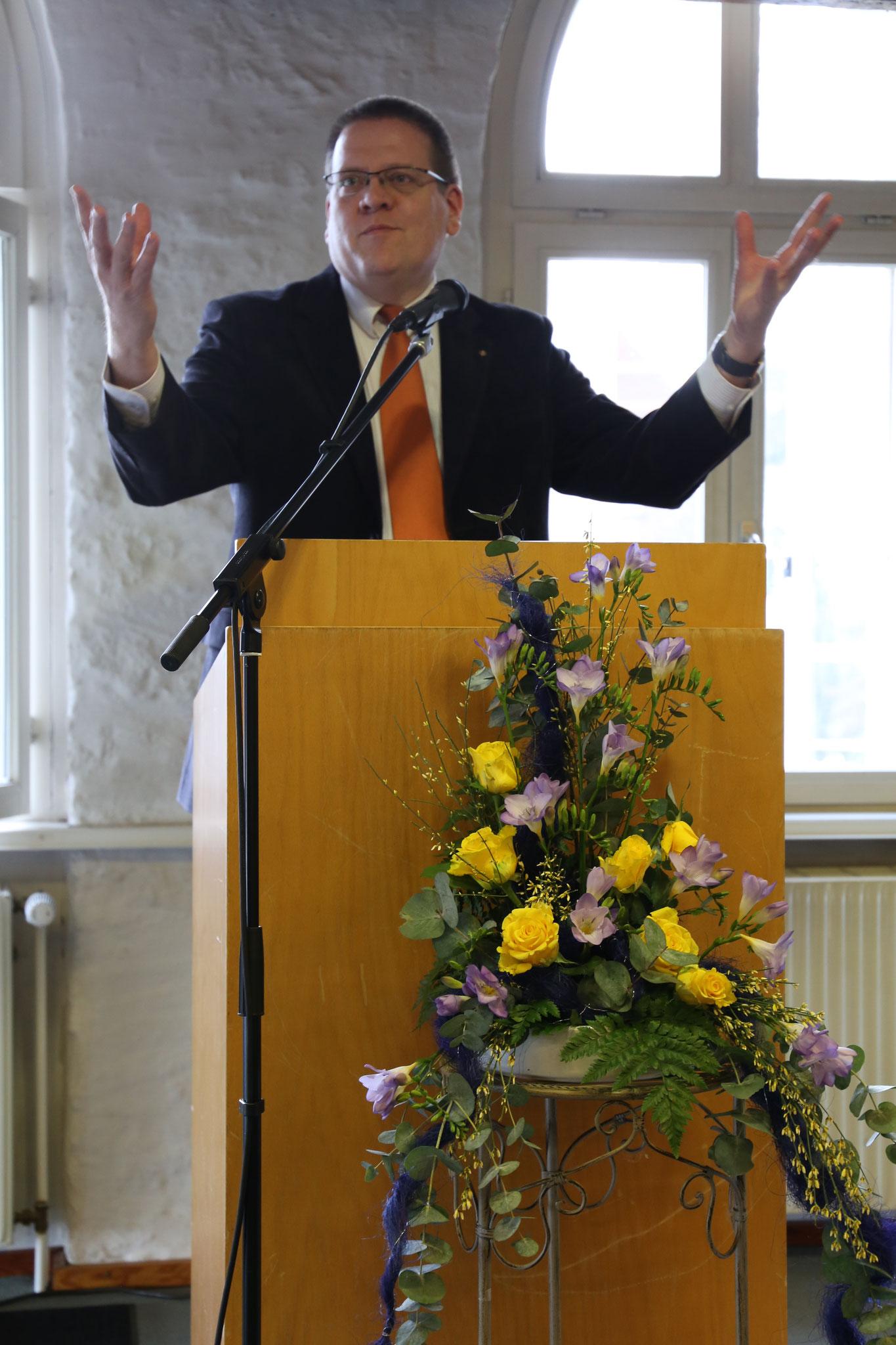 FDP Oerlinghausen, Neujahrsempfang 14.01.2017