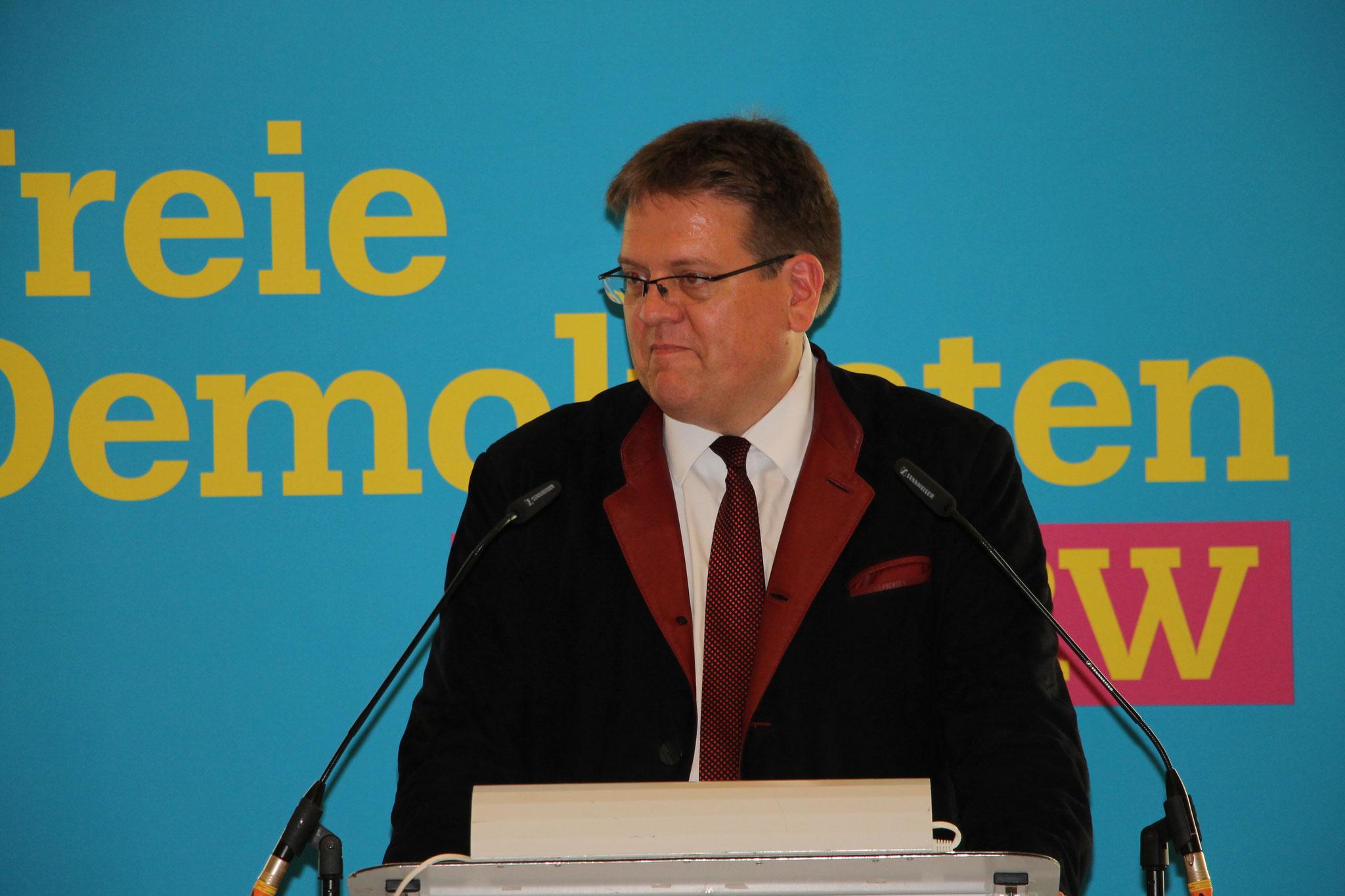 Verleihung des Willi-Weyer-Preises an W. Becker-Blonigen