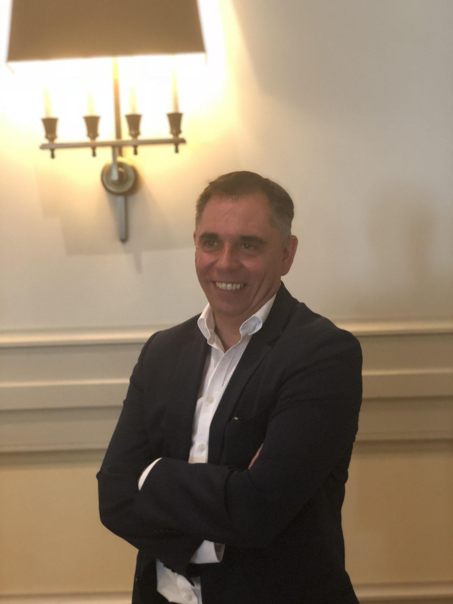 Ulrich Breite, Geschäftsführer der FDP Ratsfraktion Köln