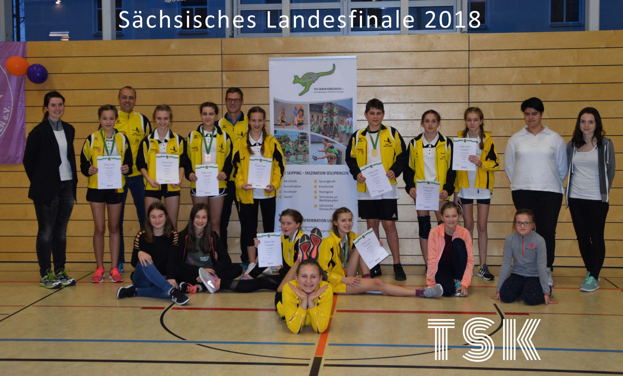 2018 - Sachsenmeisterschaft