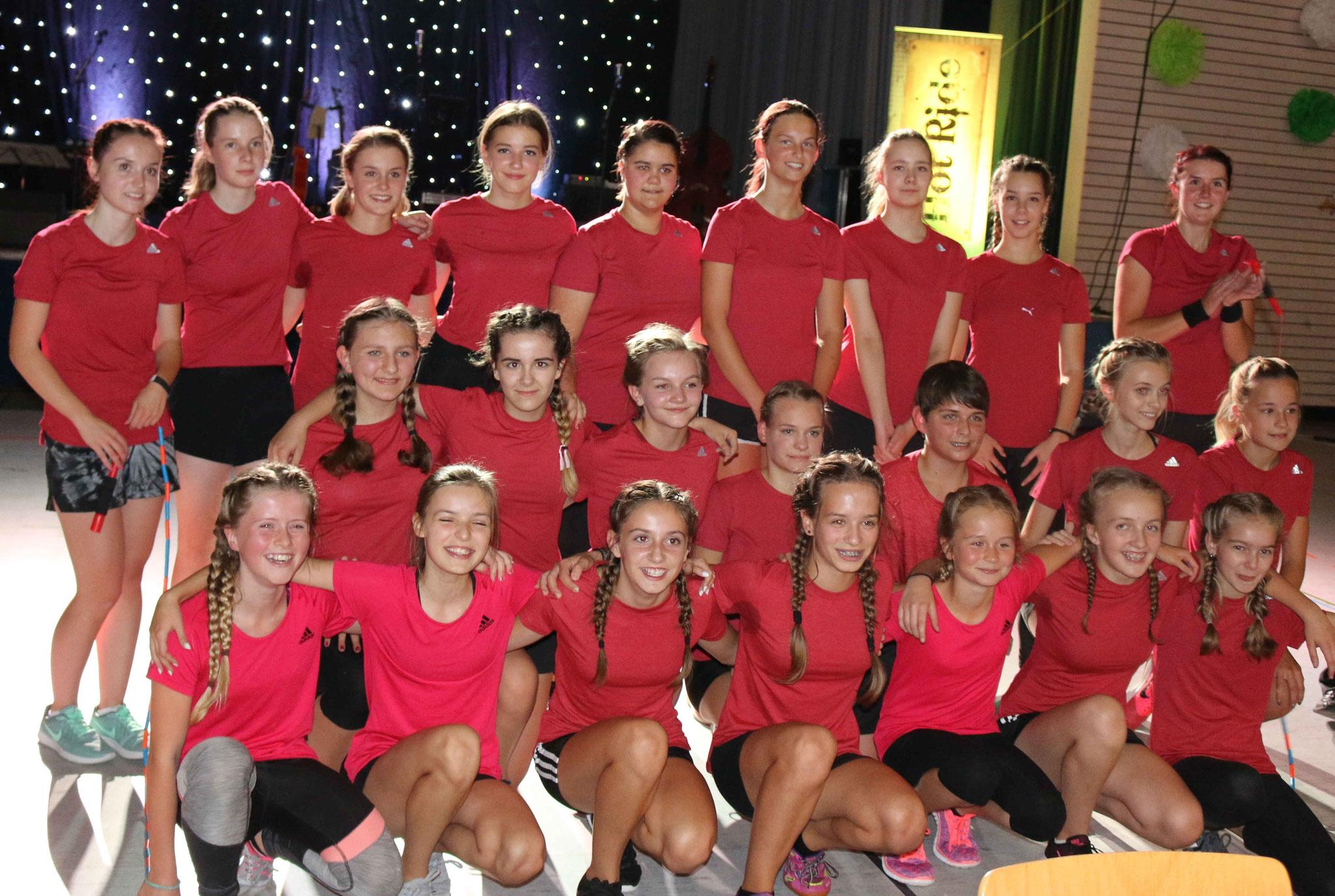 2017 - Show 20 Jahre BvC-Gymnasium