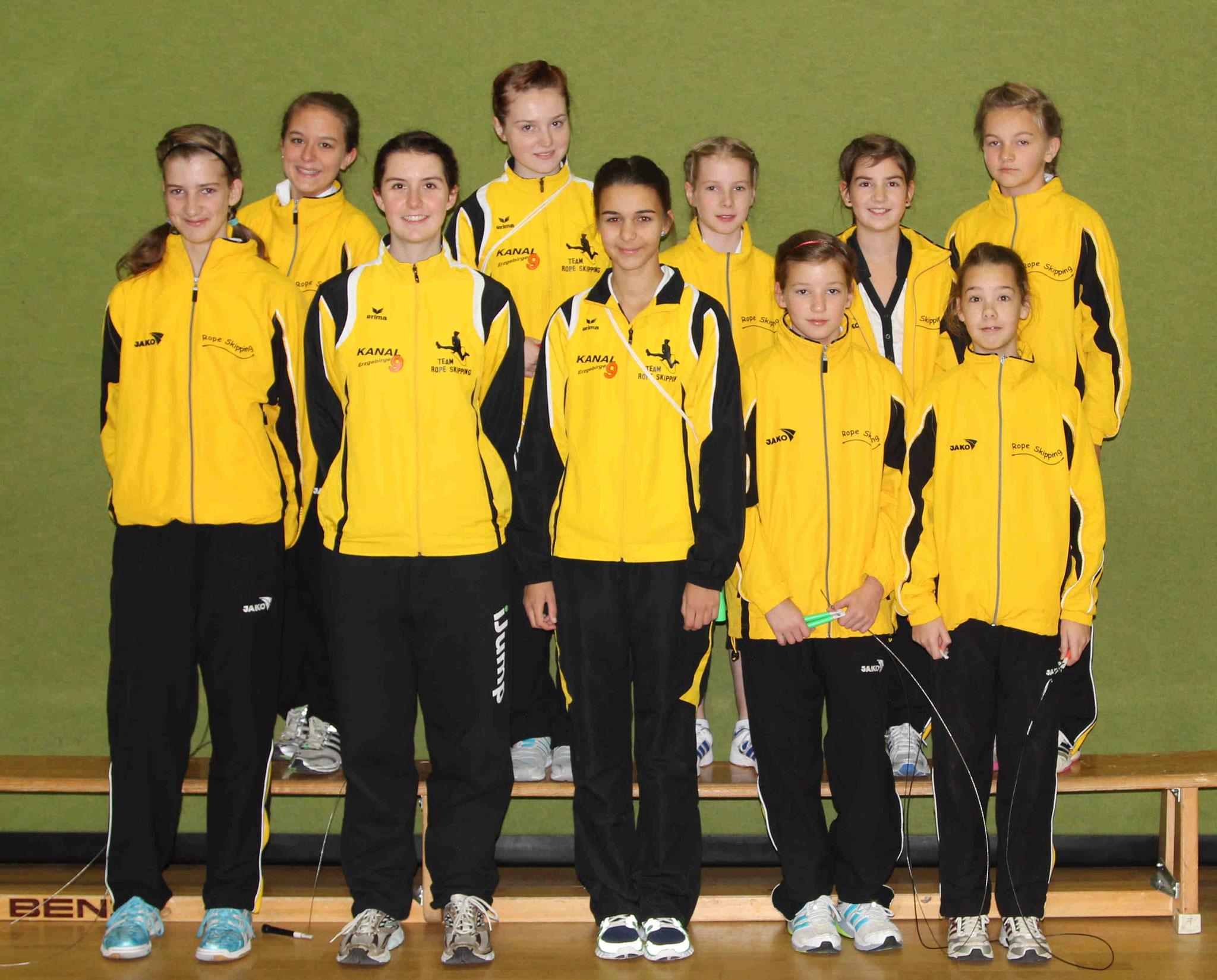 2012 - Sachsenmeisterschaft