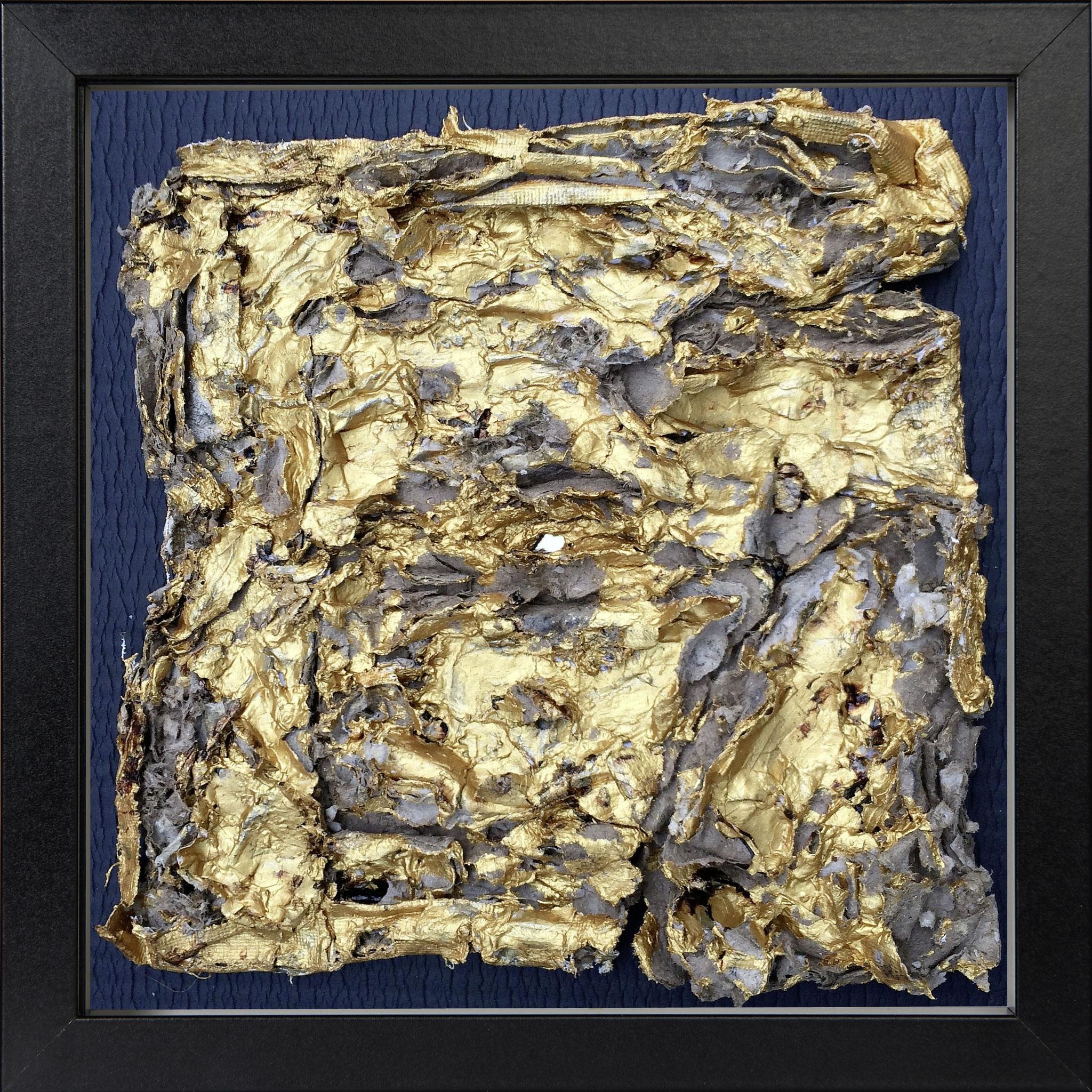 Gold Rush   (25x25x4,5 cm)