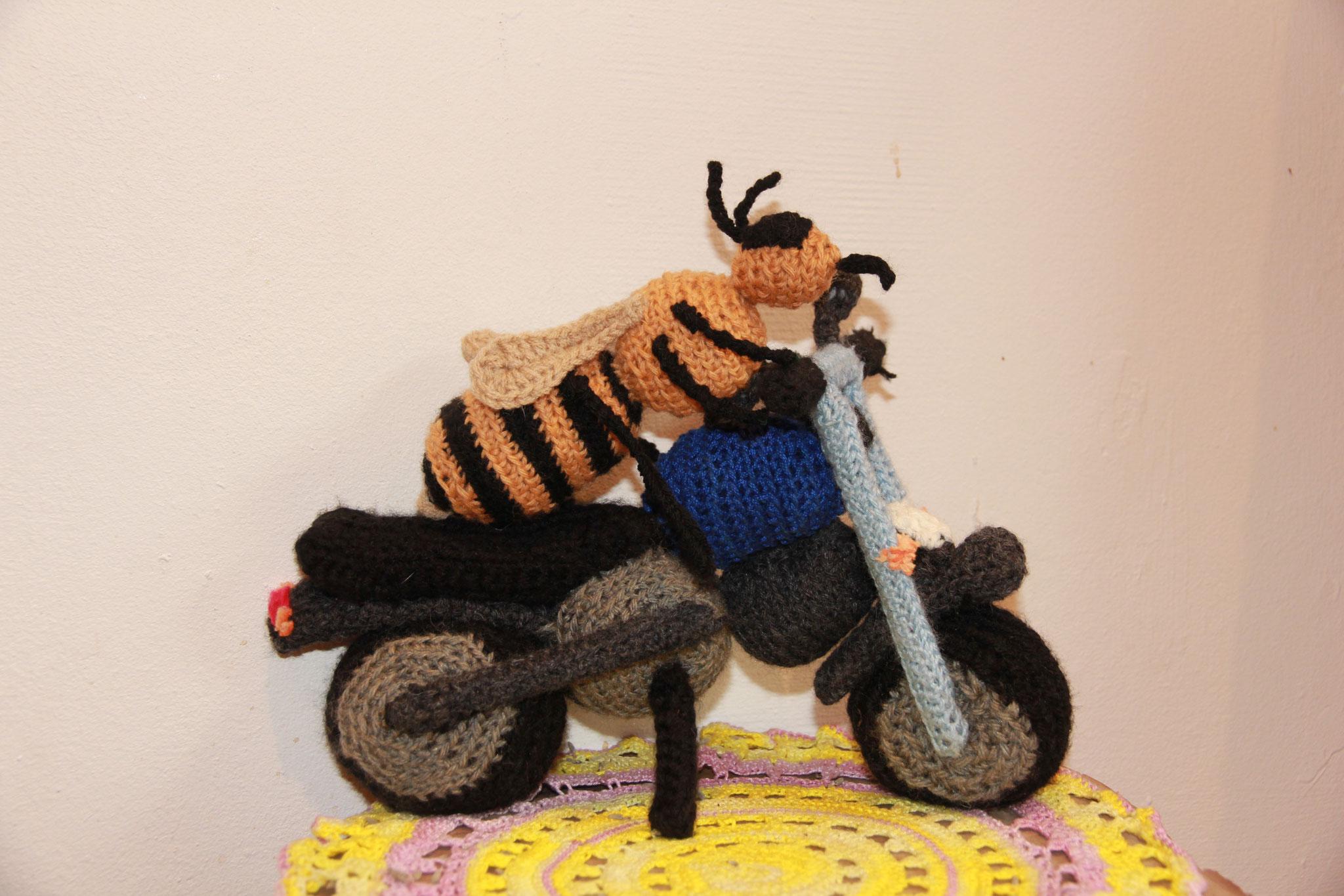 bzz à moto