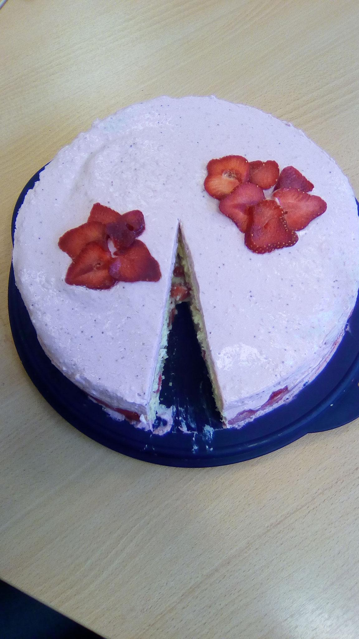 variante fraisier