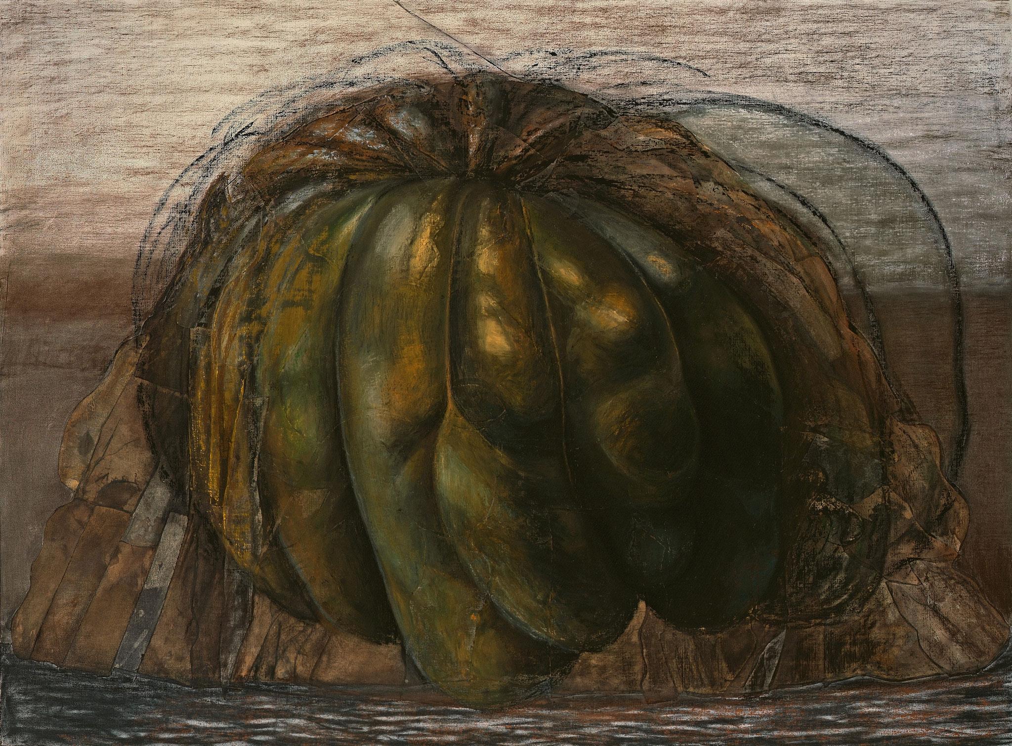 1997. 145 x 195 cm. Pastel sur lès de toile marouflés sur toile.