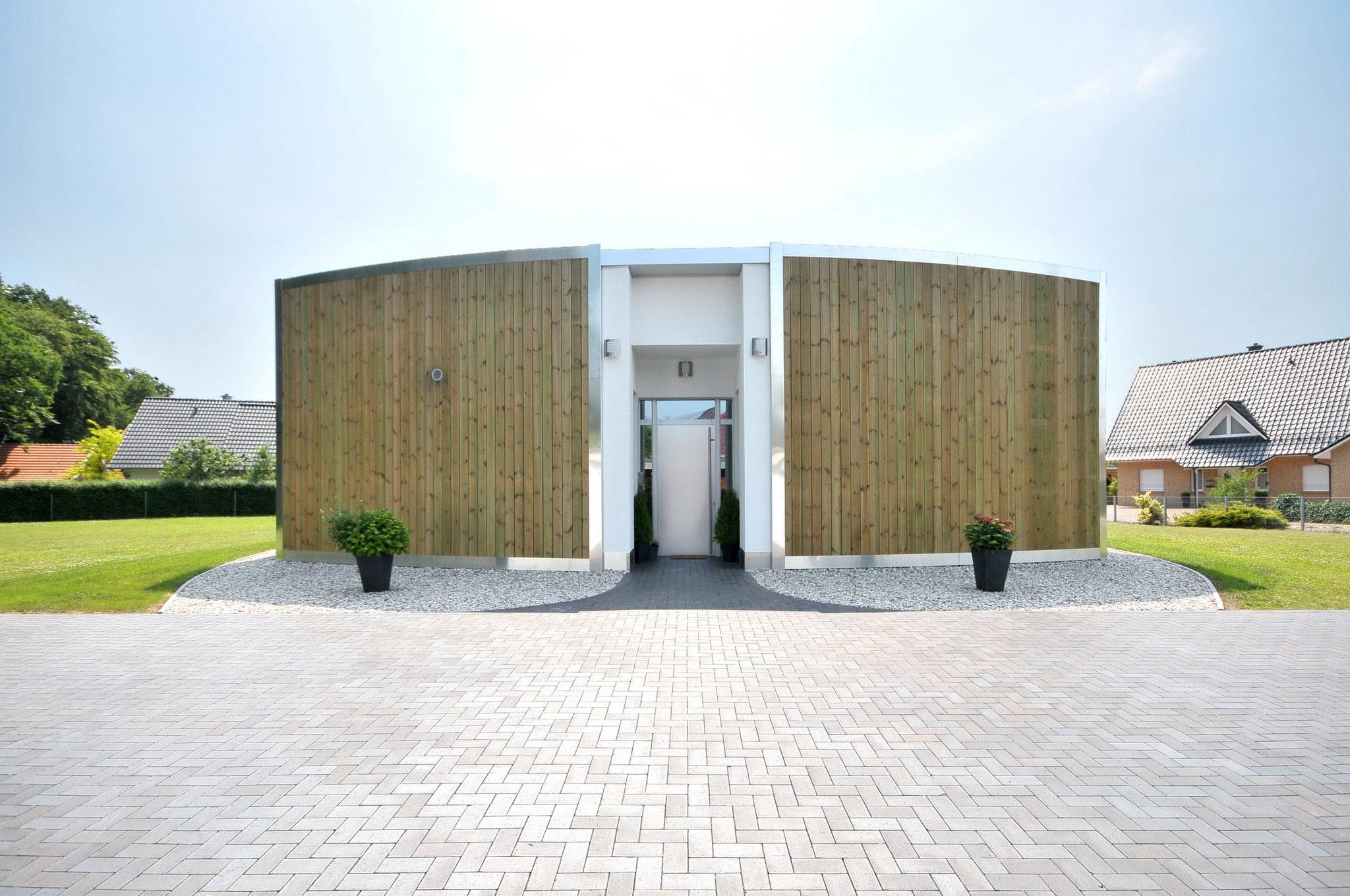 Projekt Solarhaus