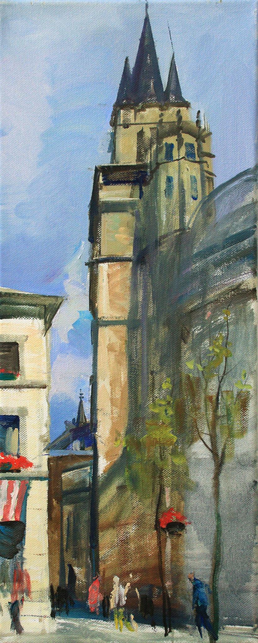 """Maastricht"", 20 cm x 50 cm"