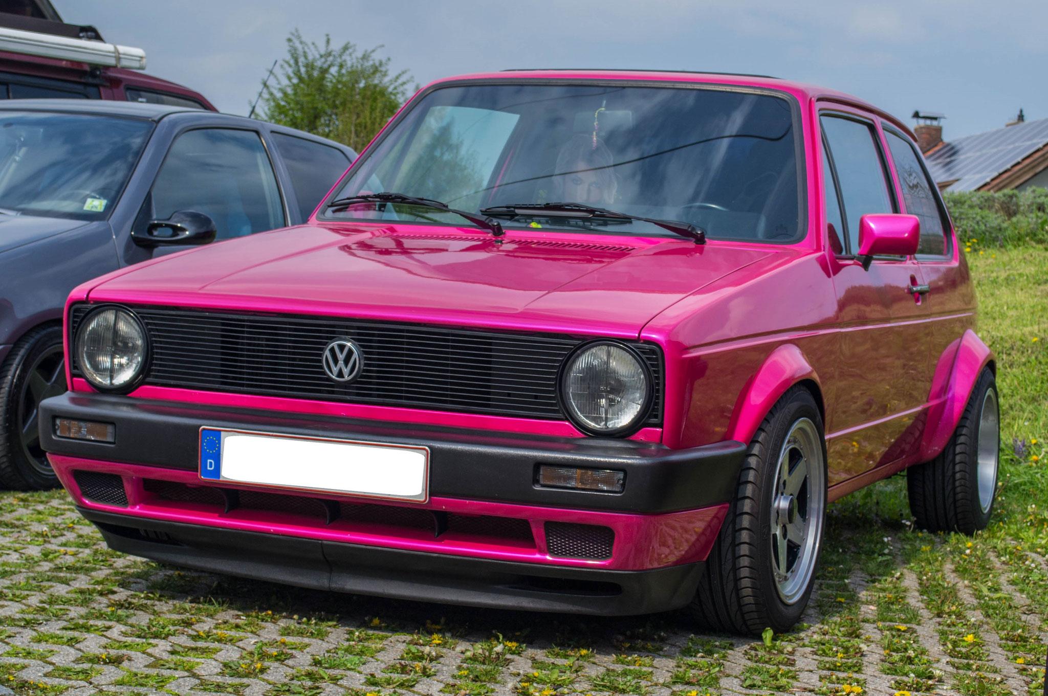 VW Golf I GTI 16V