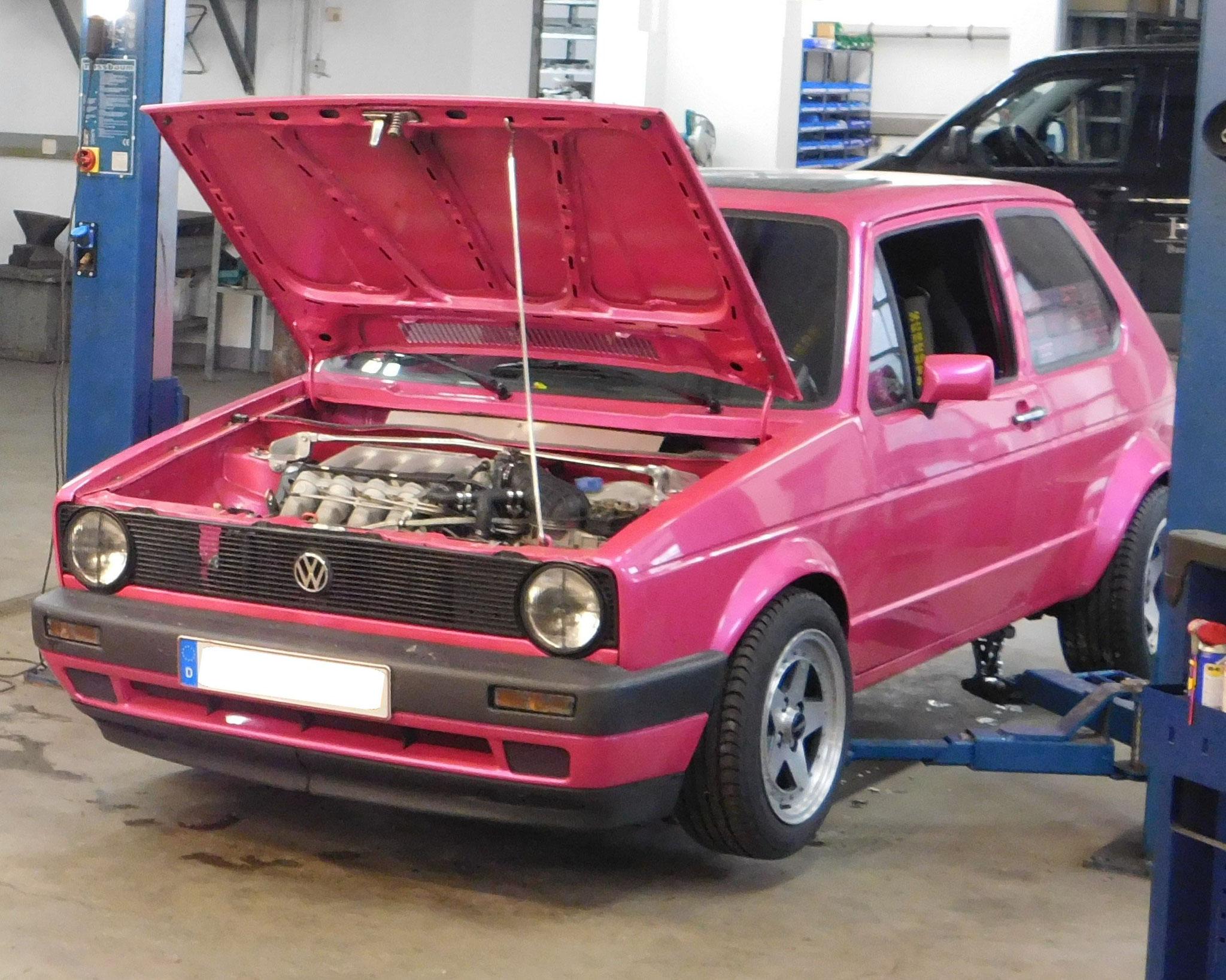 VW Golf I GTI 16V (2)