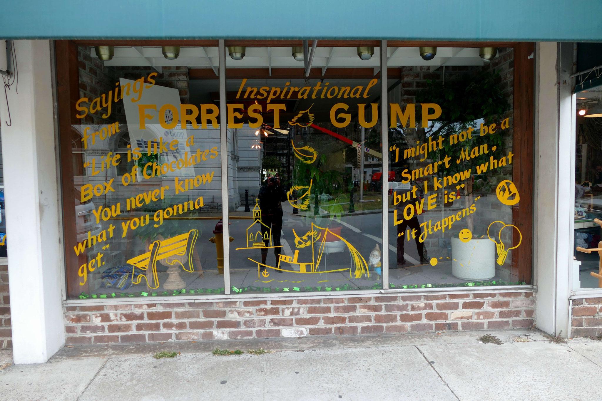 """Das Restaurant in dem Jenny aus dem Film """"Forrest Gump"""" gearbeitet hat"""