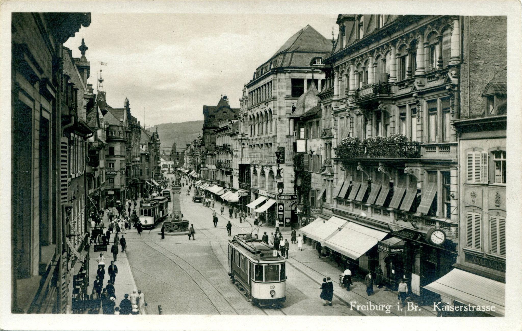 Bild: Archiv Oehler / Jahr 1930