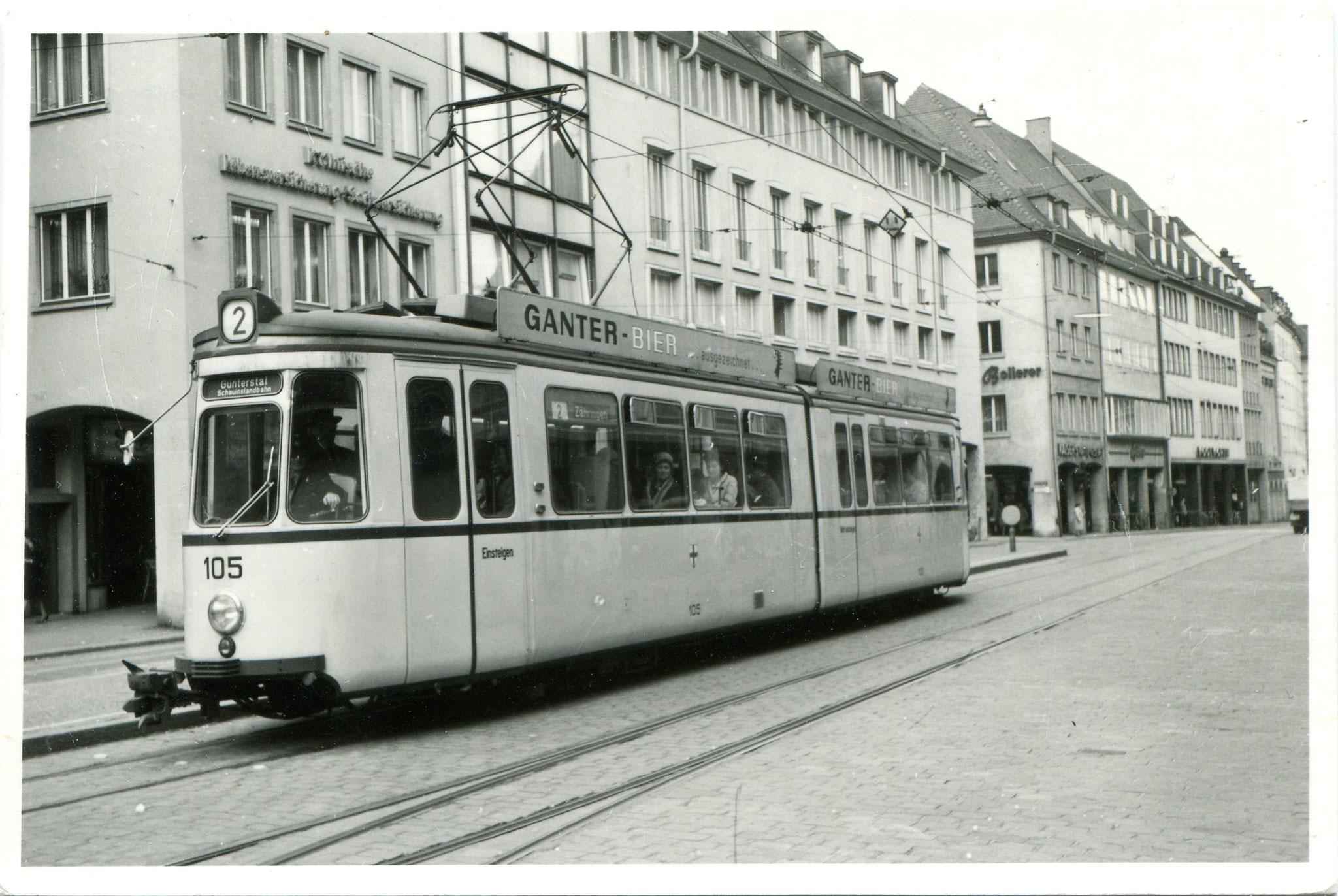 Bild: Archiv Oehler / Jahr 1963