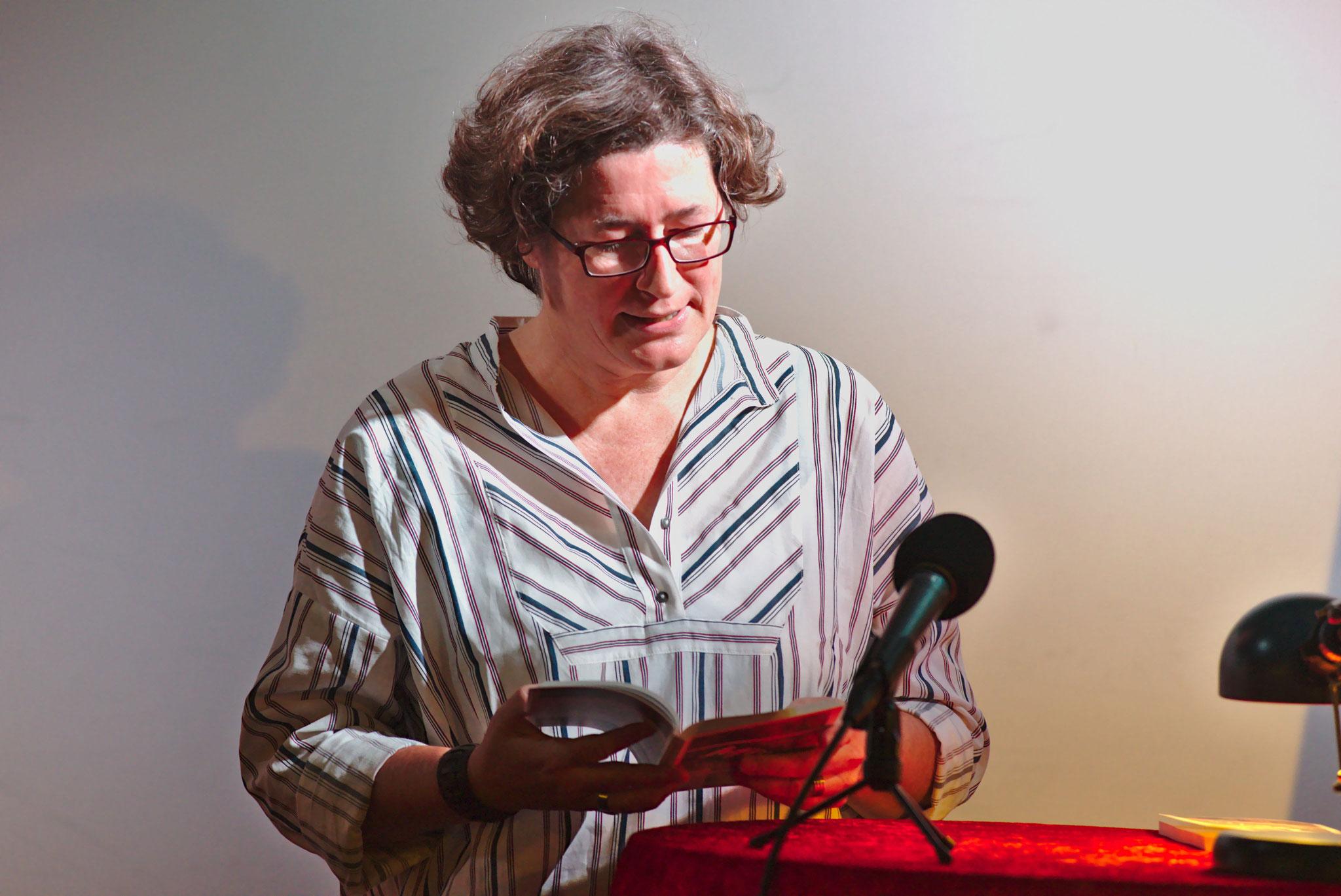 Gründungs- und Vorstandsmitglied Gisela Weinhändler