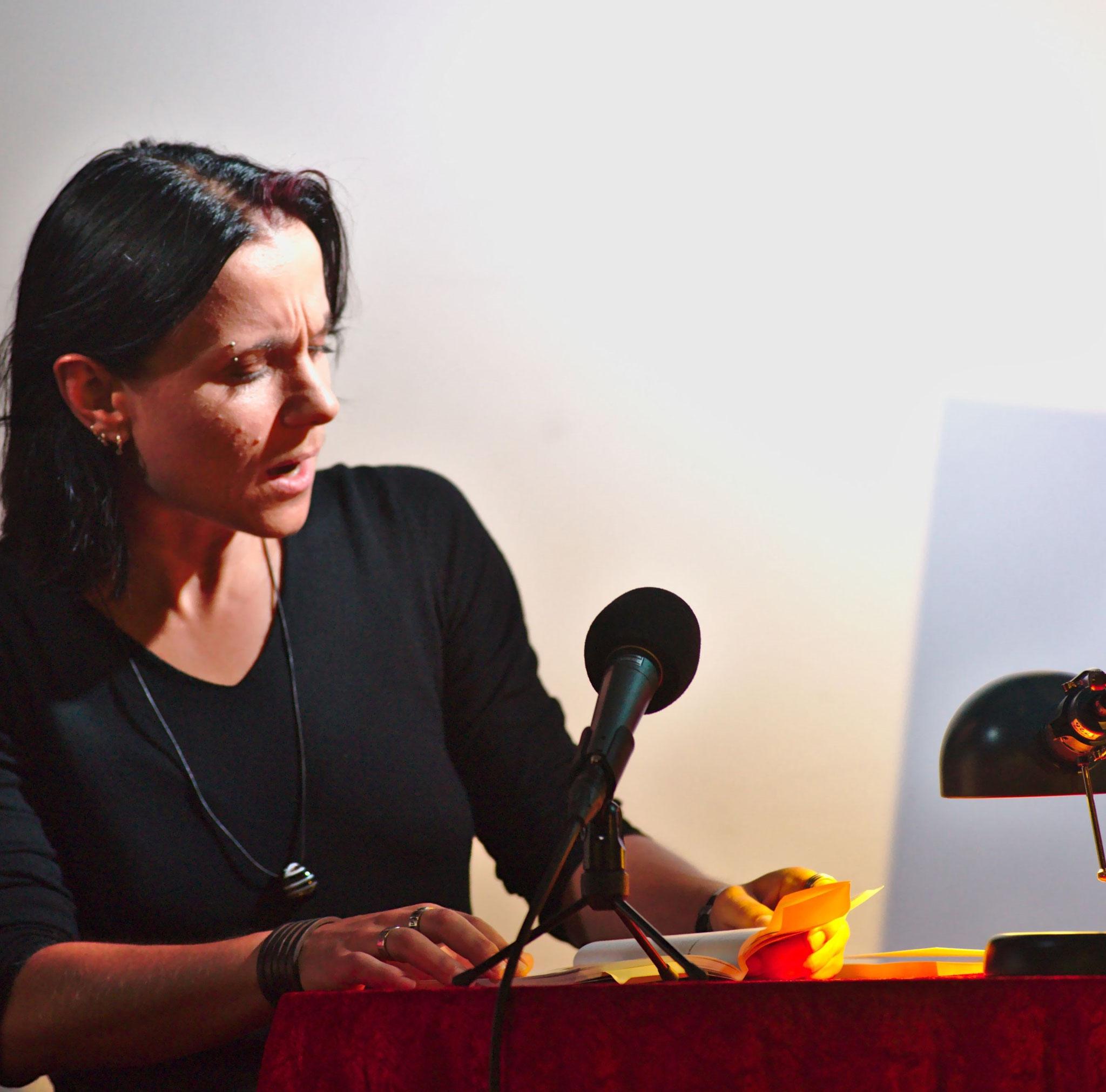 Gründungs- und Vorstandsmitglied Sabine Brandl