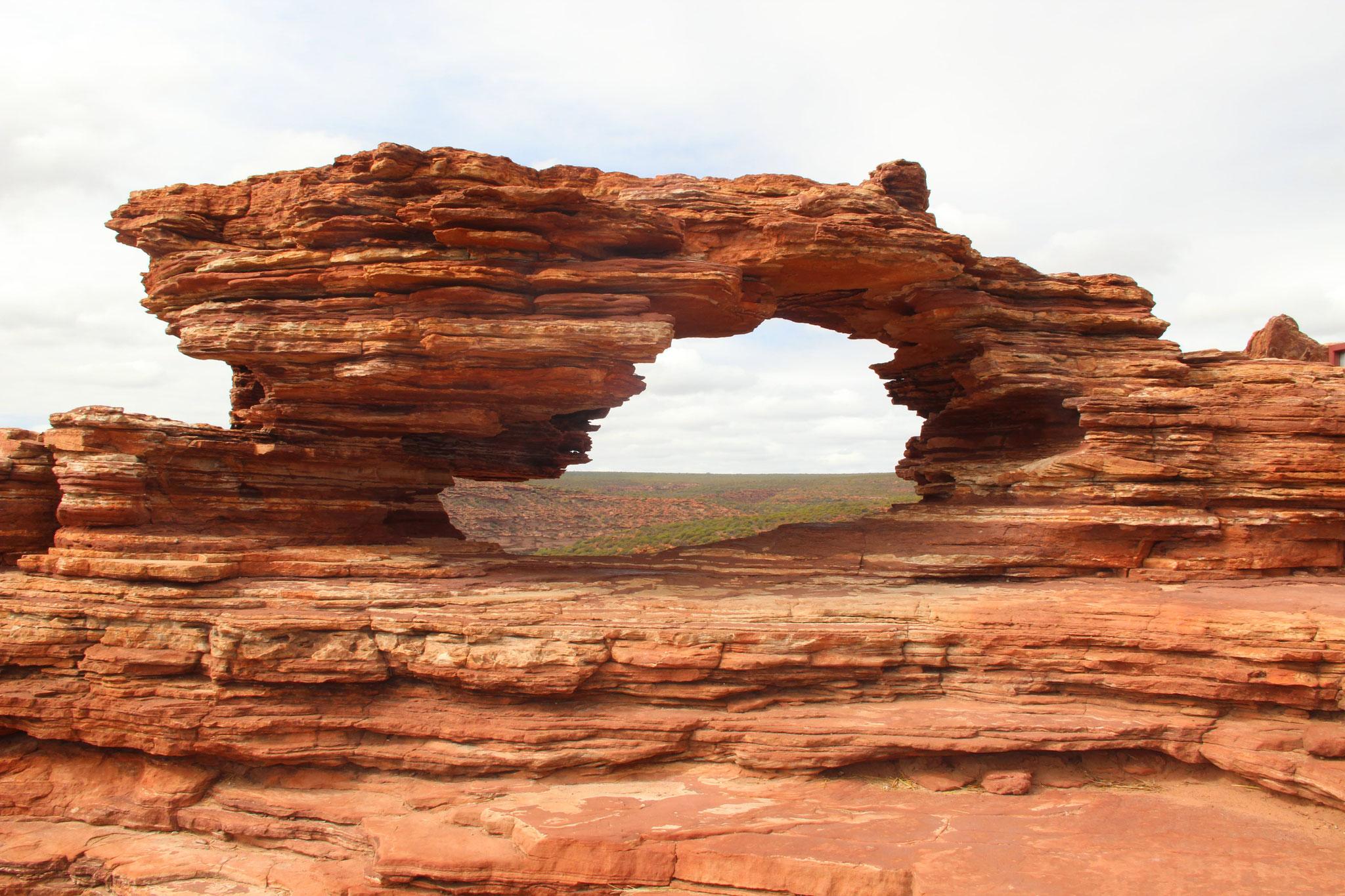 Nature´s Window im australischen Kalbarri Nationalpark