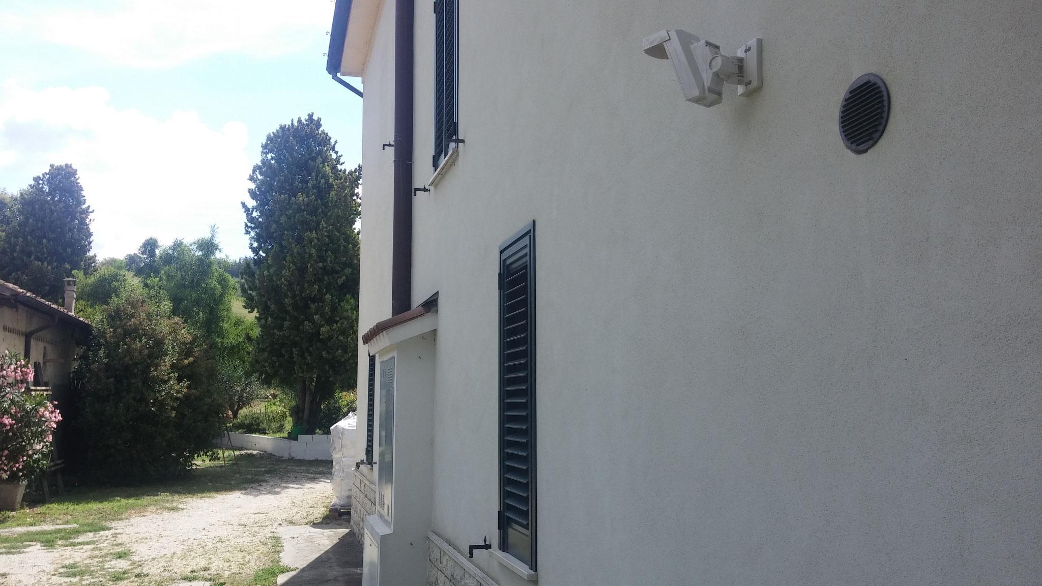 Allarme Wireless da esterno a Cesena