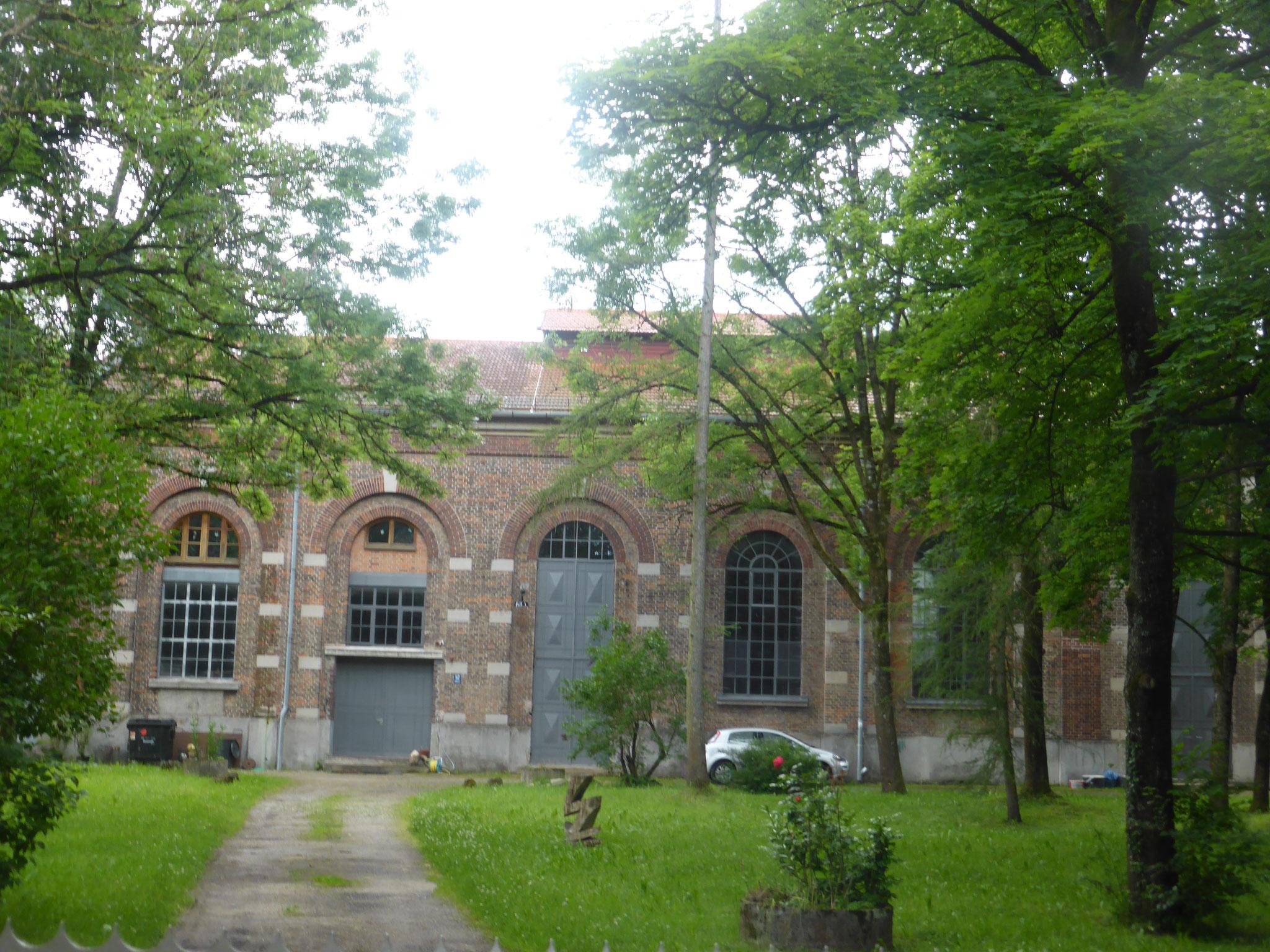 Kraftwerk Englischer Garten