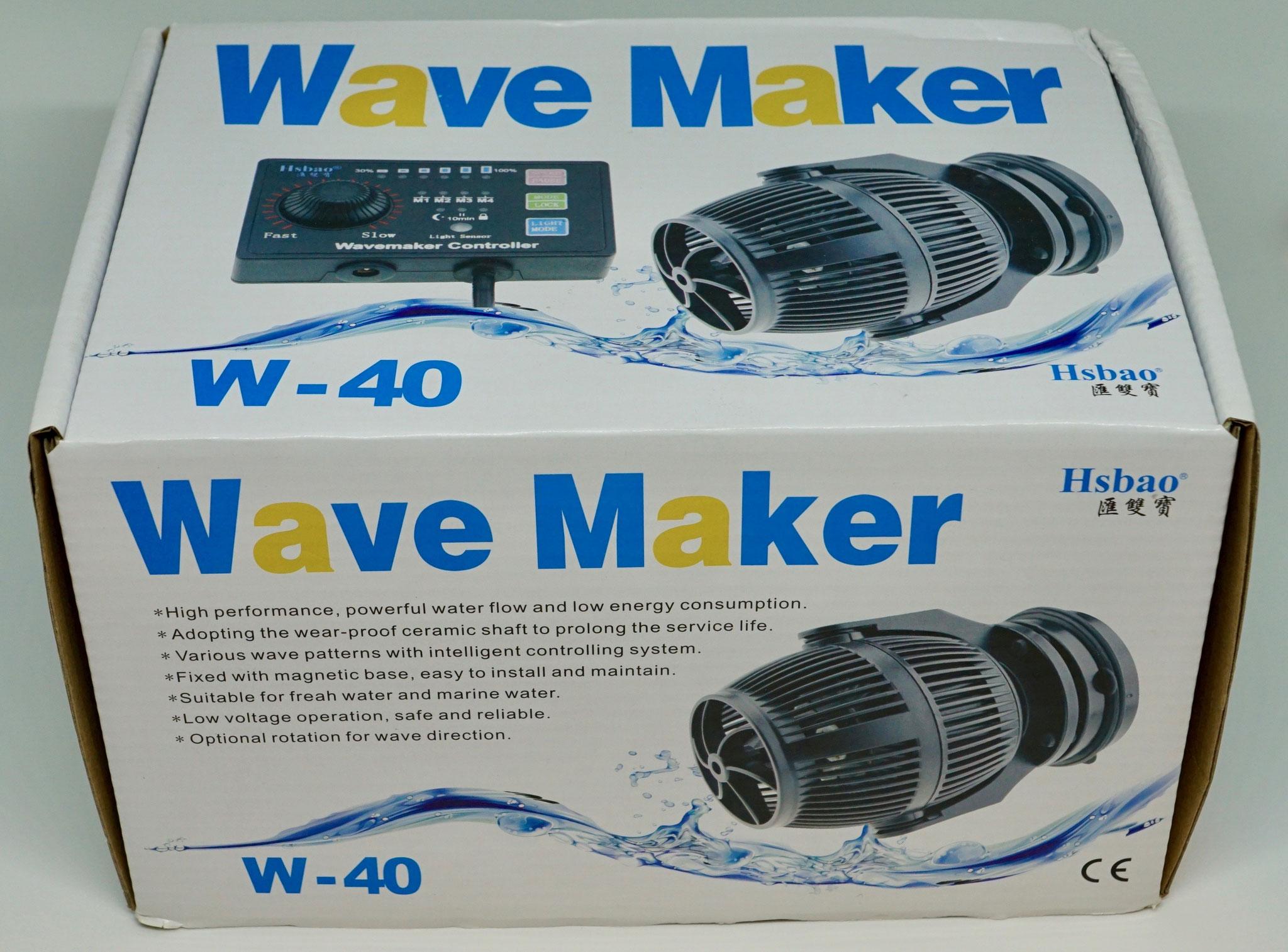 Pumps (water) Wave Maker W-40 Trustful Hsbao