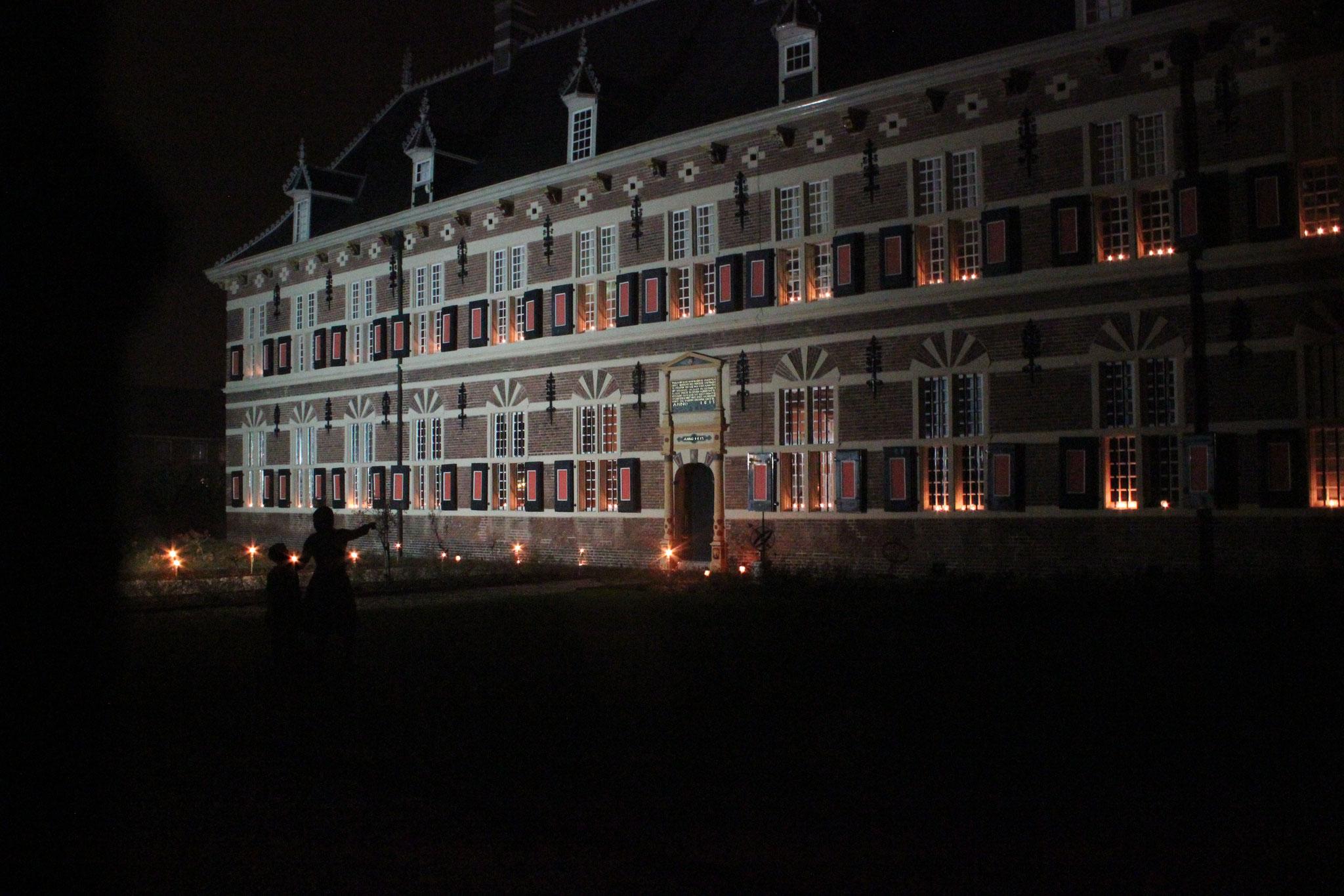 Medewerking Buren bij Kaarslicht 2016