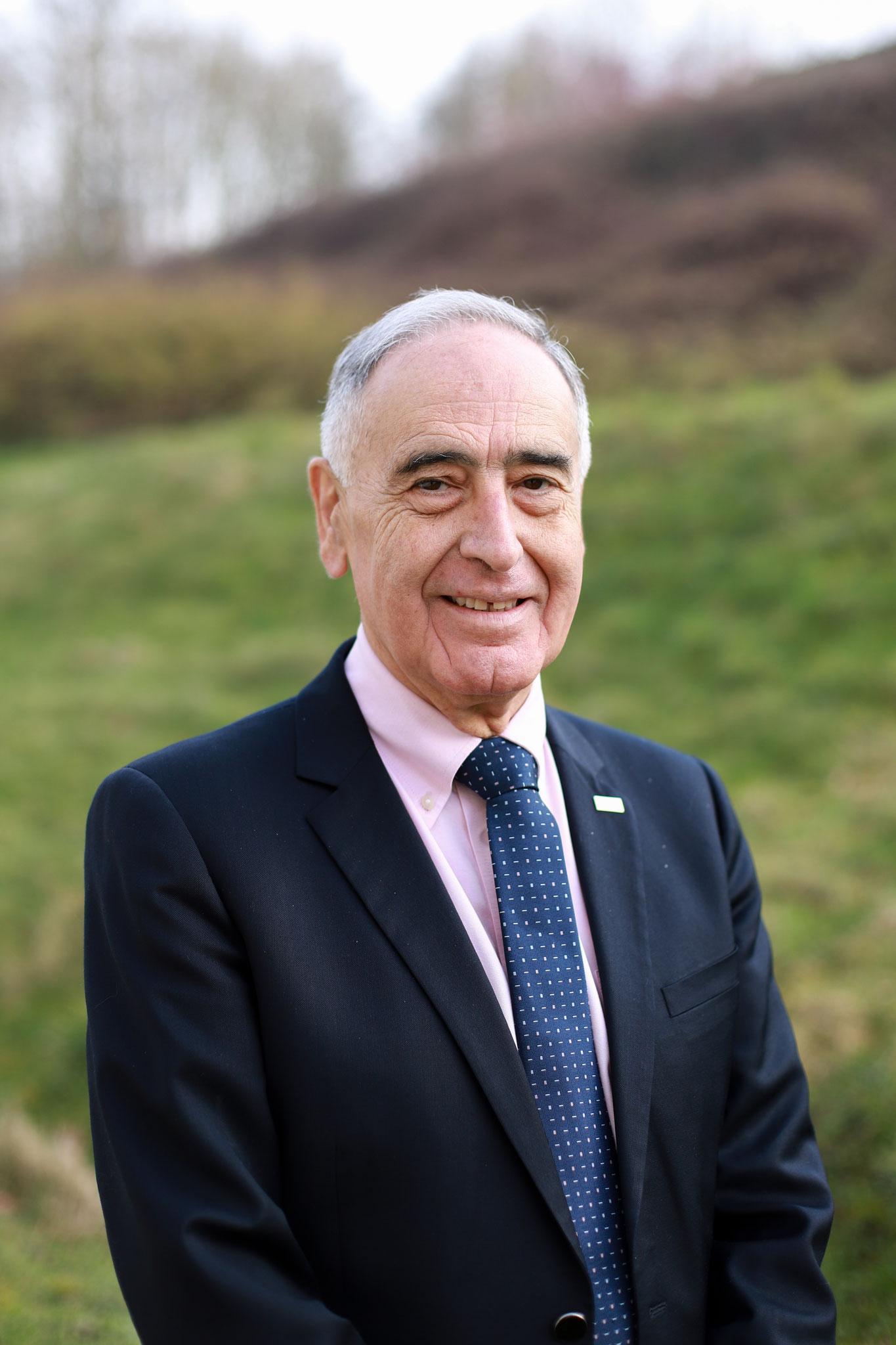 André Yuste, Maire de Lognes