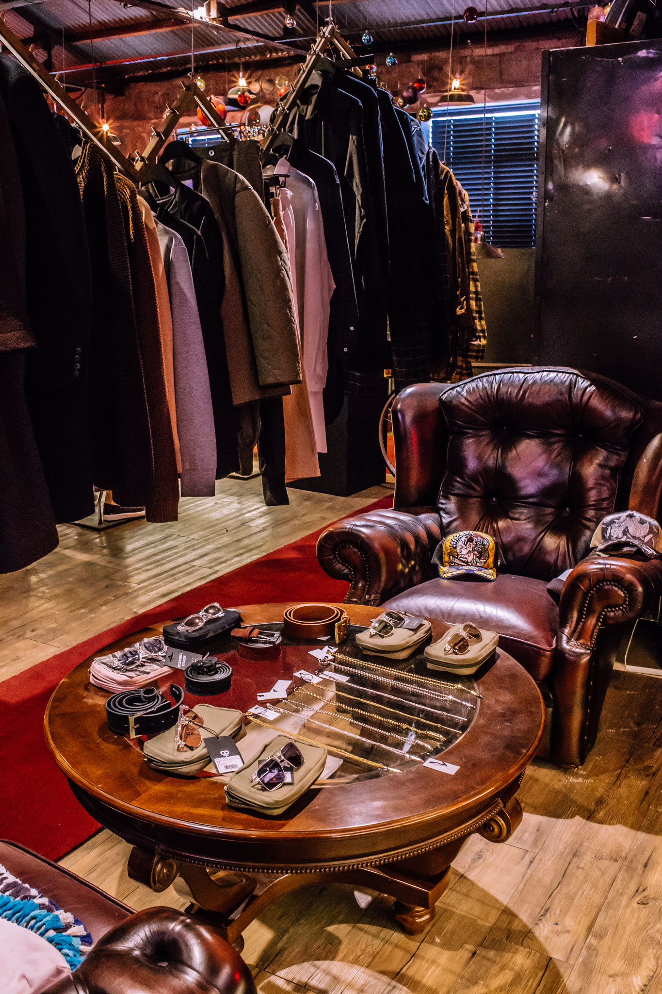 Supy Shop interior details - Seoul SK - Featured in Groove Magazine