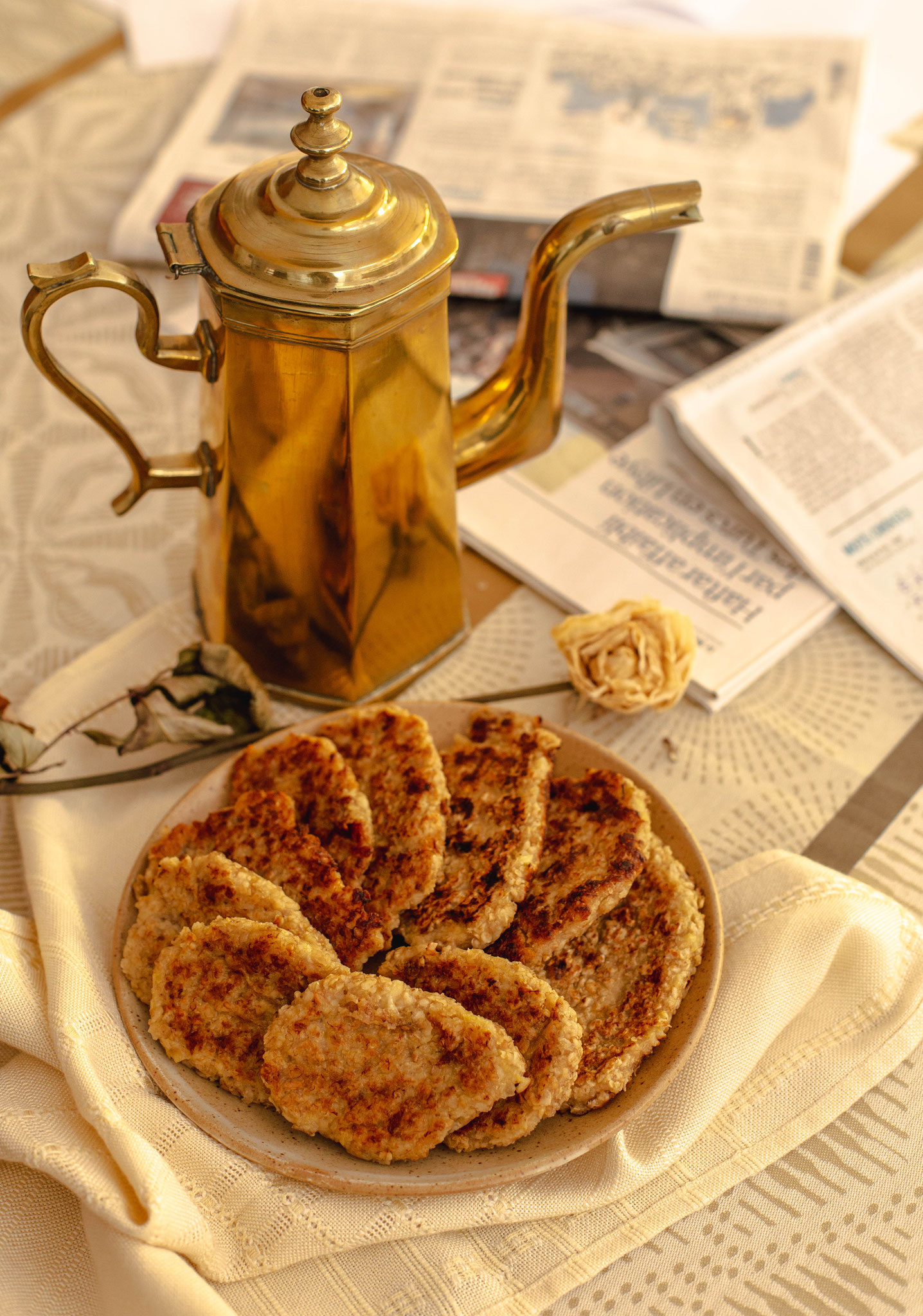 Banana Pancakes - for @Thebeardben