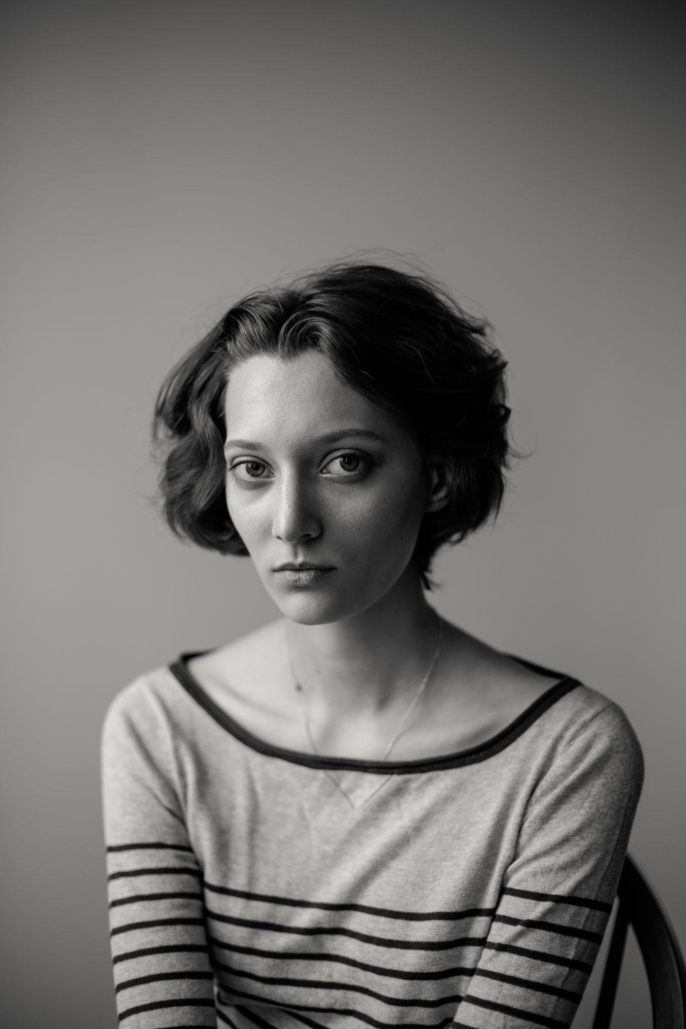 Lou Roche, Modèle et actrice