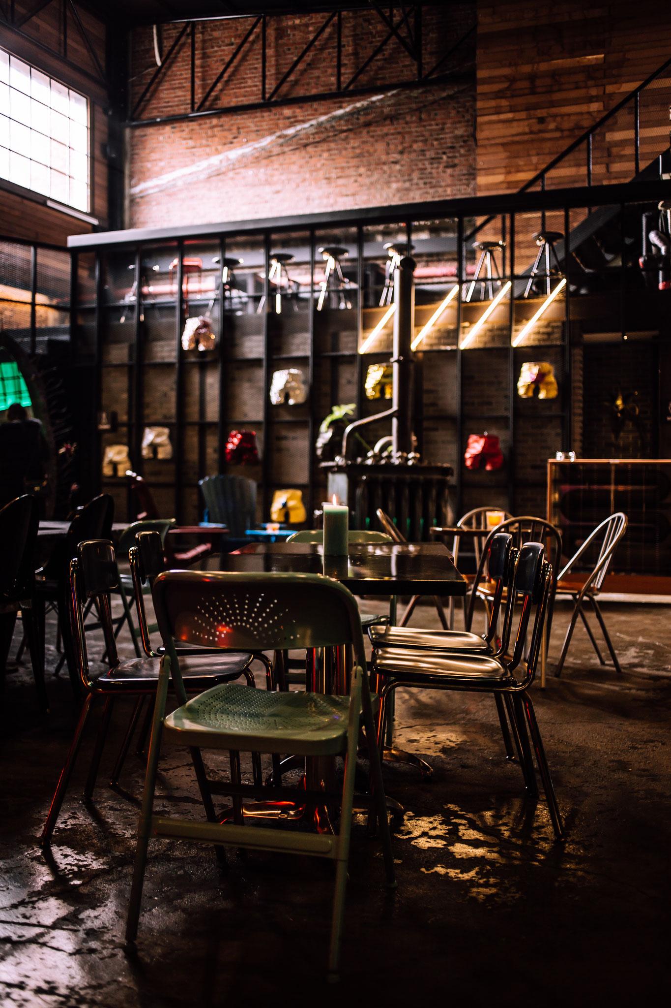 Social media shoot Basean Warehouse
