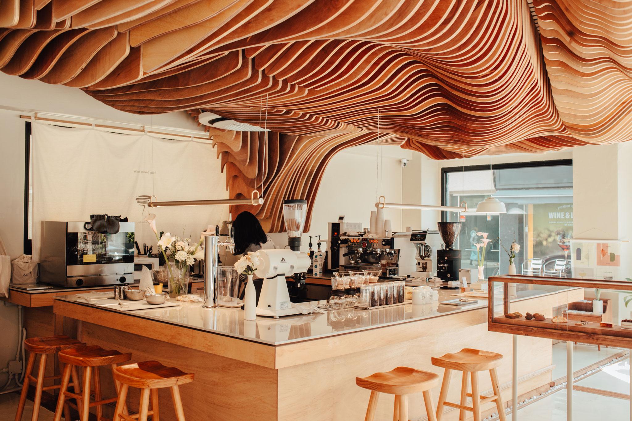 Social media shoot - Perception Coffee - Seoul