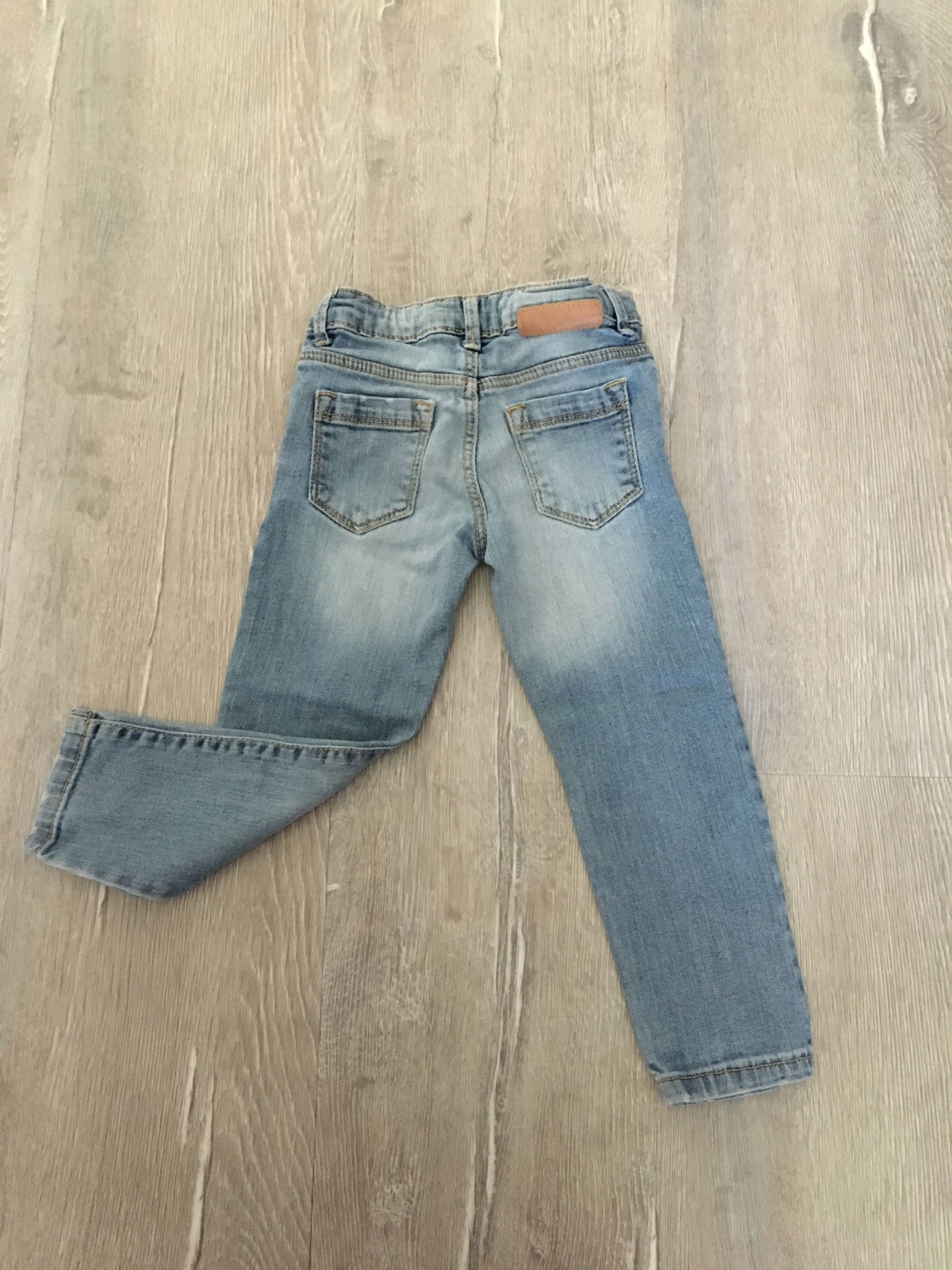 Tolle Jeans Stone Washed