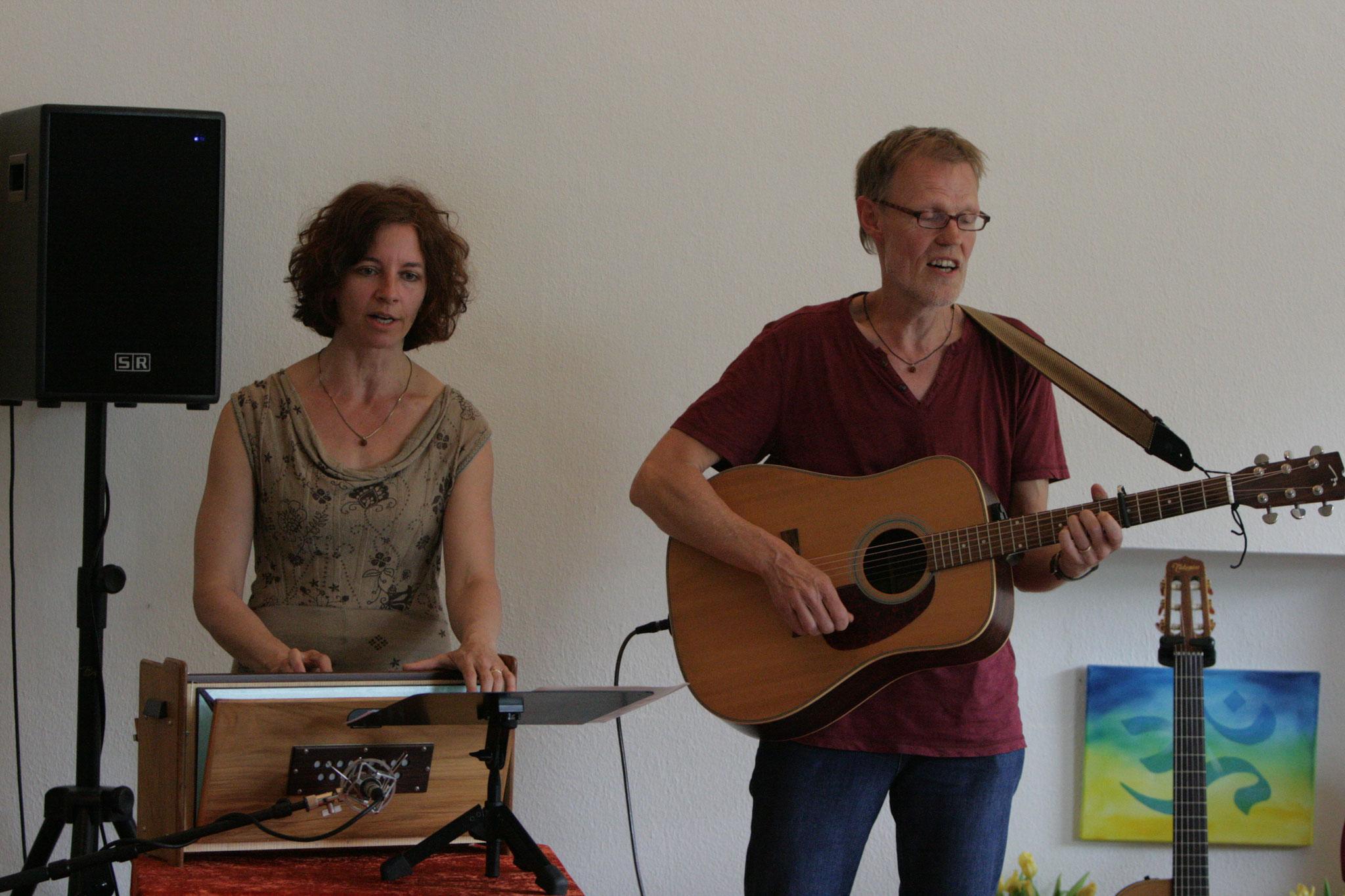 Jochen & Inke Foto: Anne Kehrein & Klaus Schaarschmidt