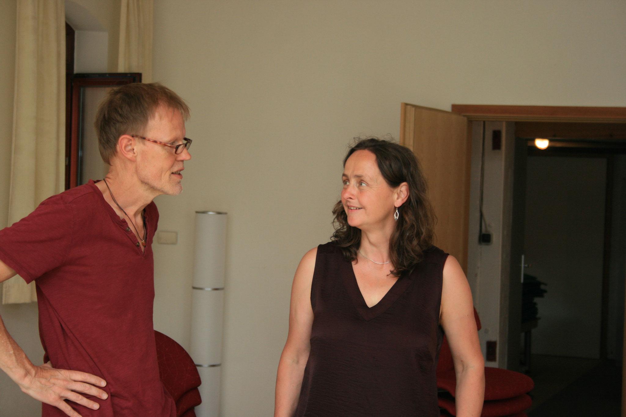 Jochen & Anke Foto: Anne Kehrein & Klaus Schaarschmidt