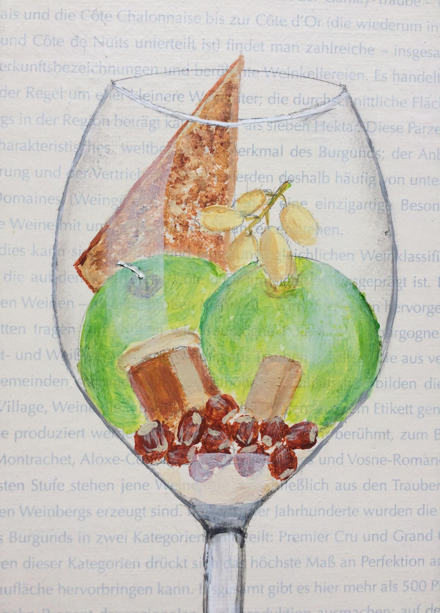 Puligny: Chardonnay