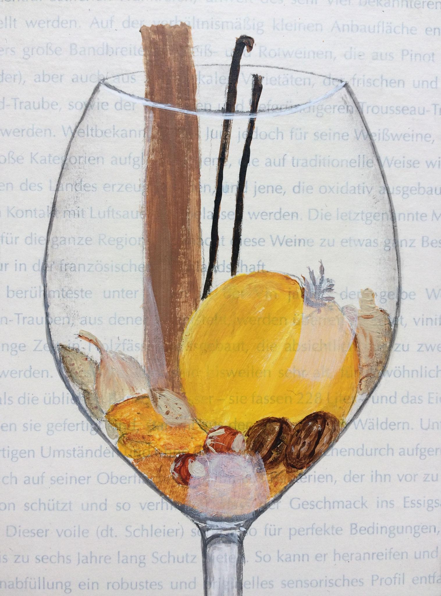 Vin jaune: Savagnin