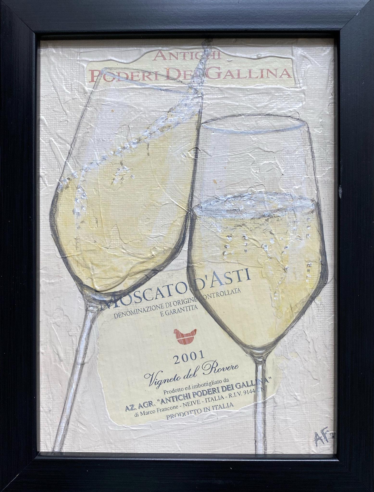 Antichi Poderi dei Gallina - Moscato d'Asti